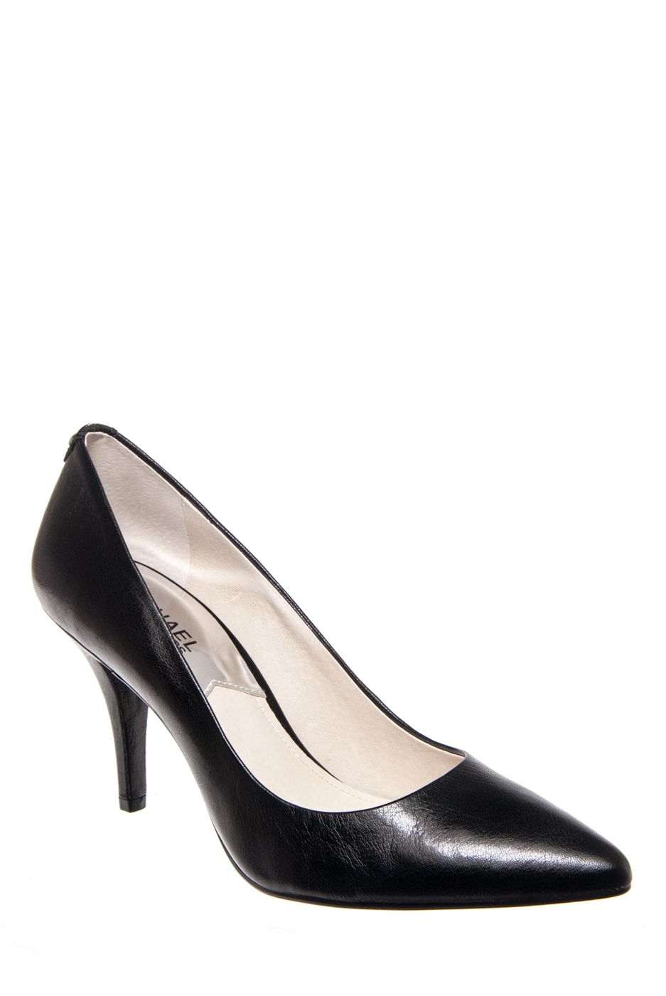 MICHAEL by Michael Kors Flex Mid Heel Pumps - Black