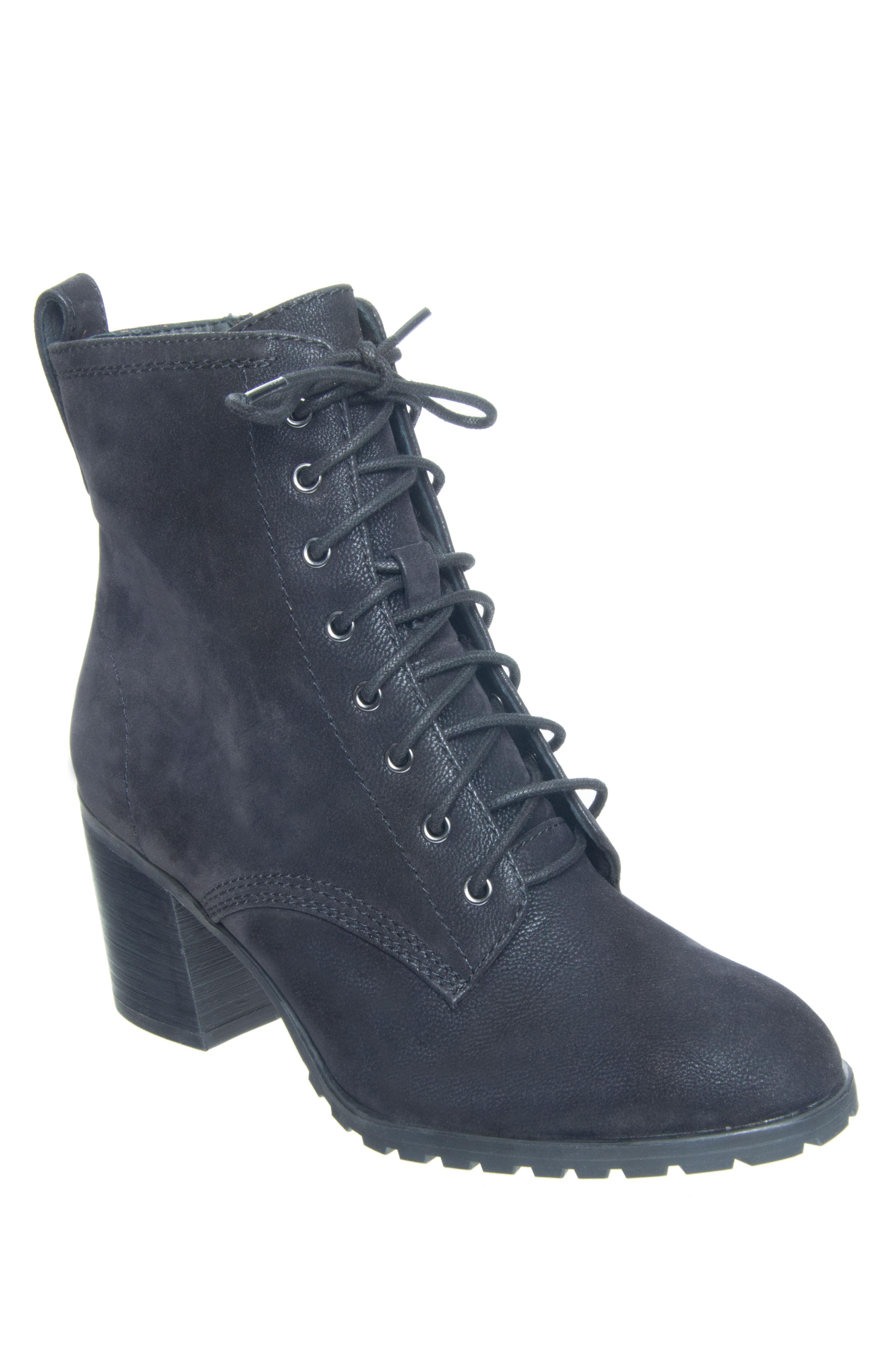 Chelsea Crew Tomboy Zip Boots - Black