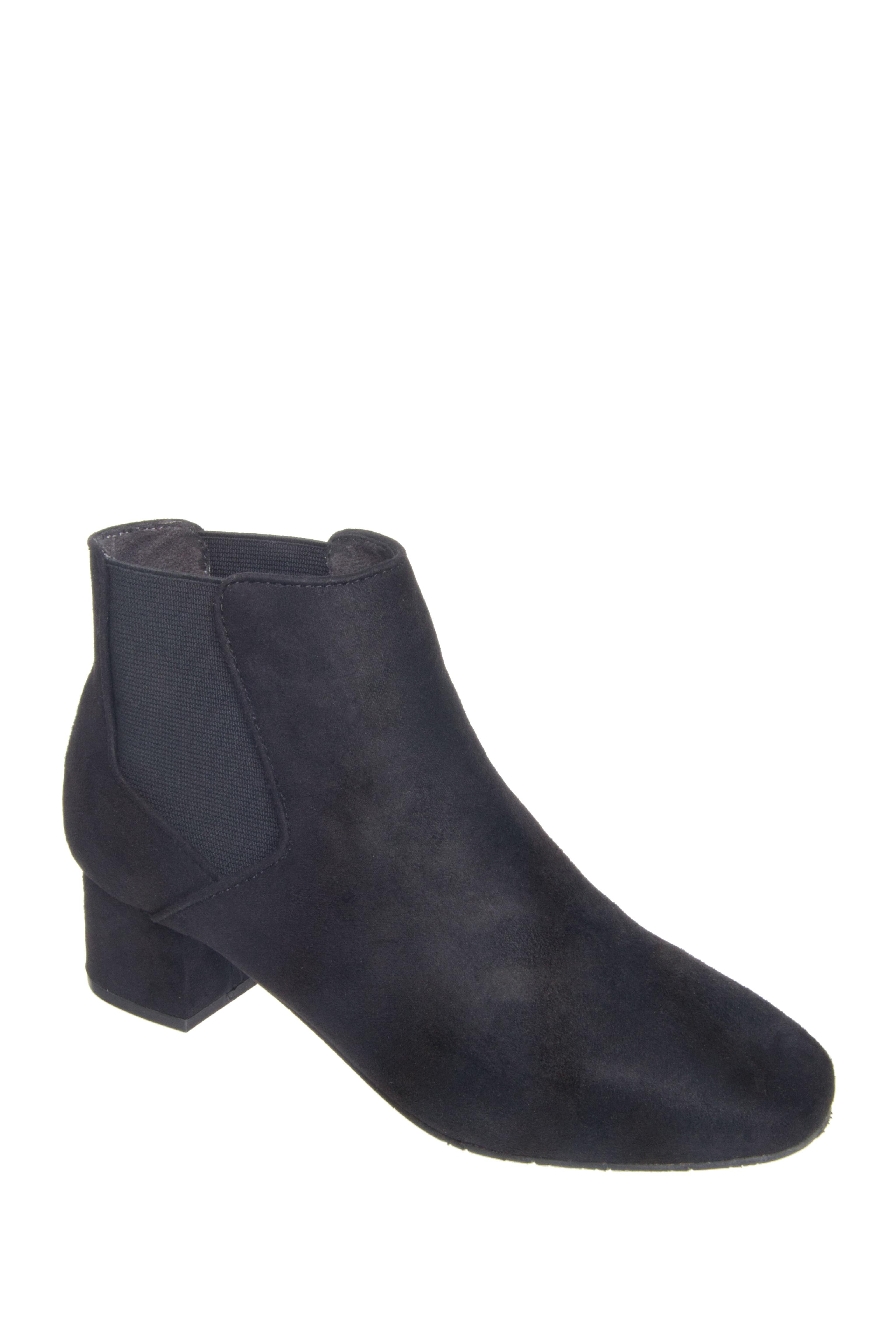 BC Footwear Bundle Low Heel Booties - Black