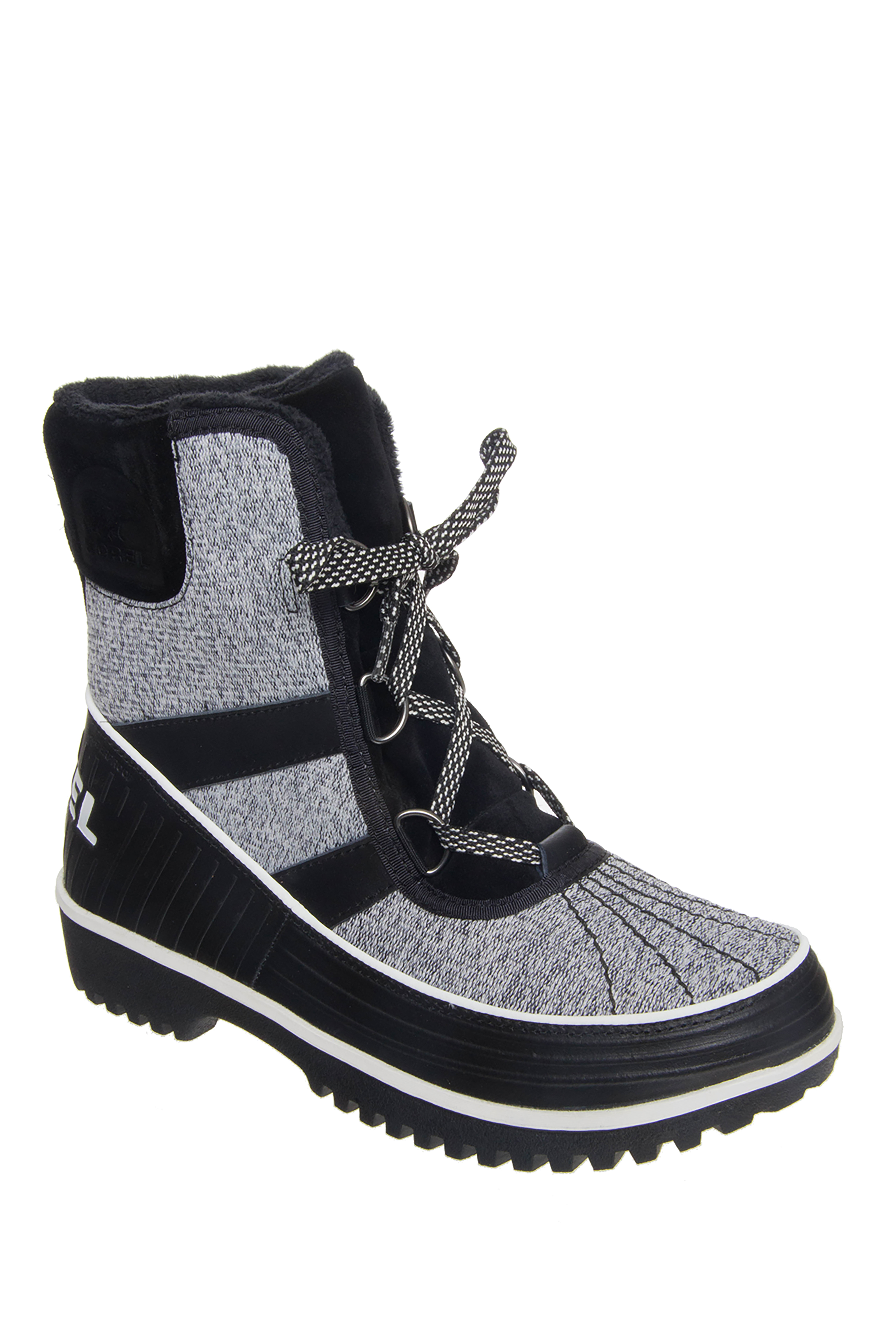 Sorel Tivoli II Sweatshirt Snow Boots - Black