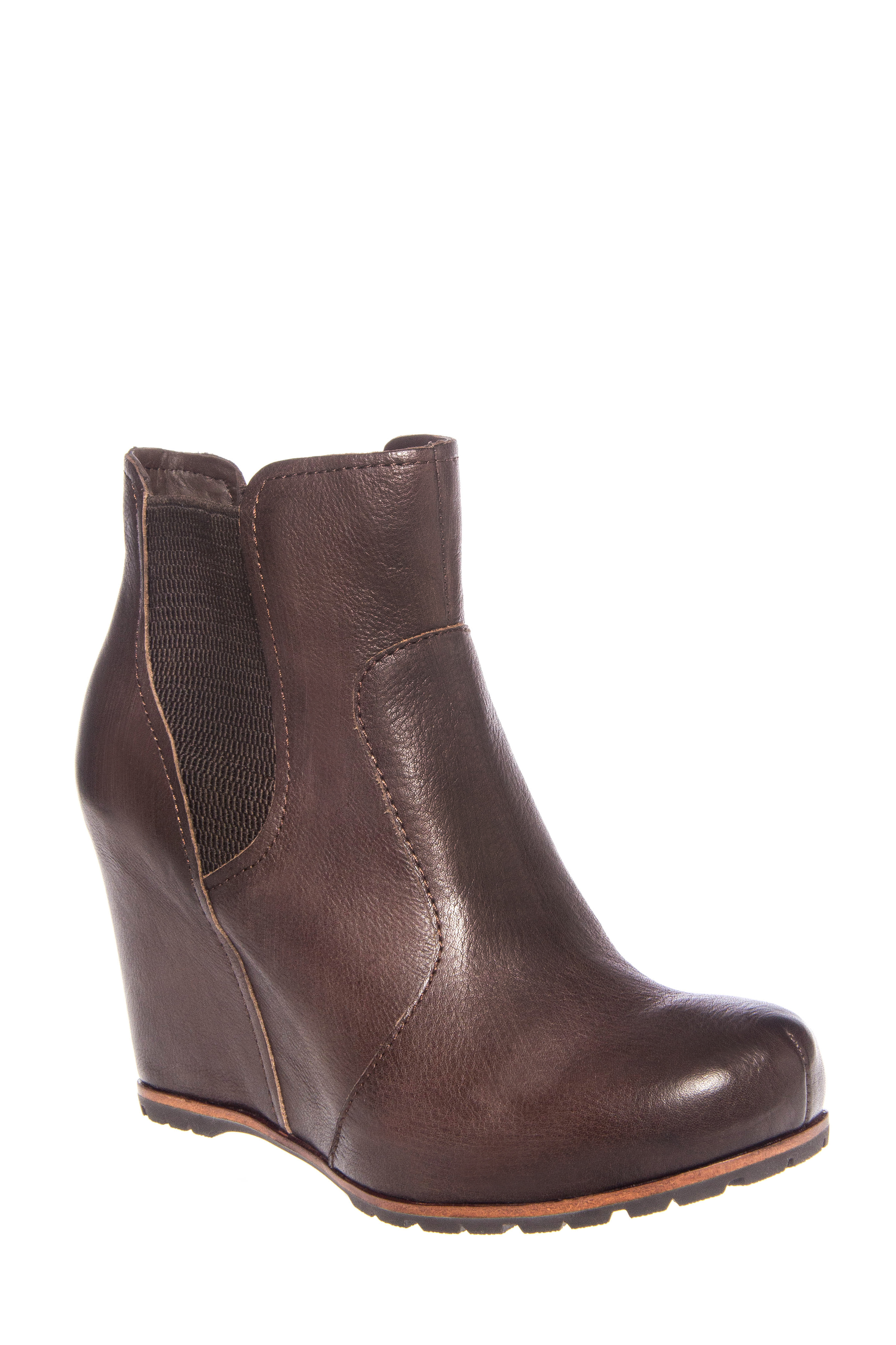 Kork-Ease Neville High Wedge Booties