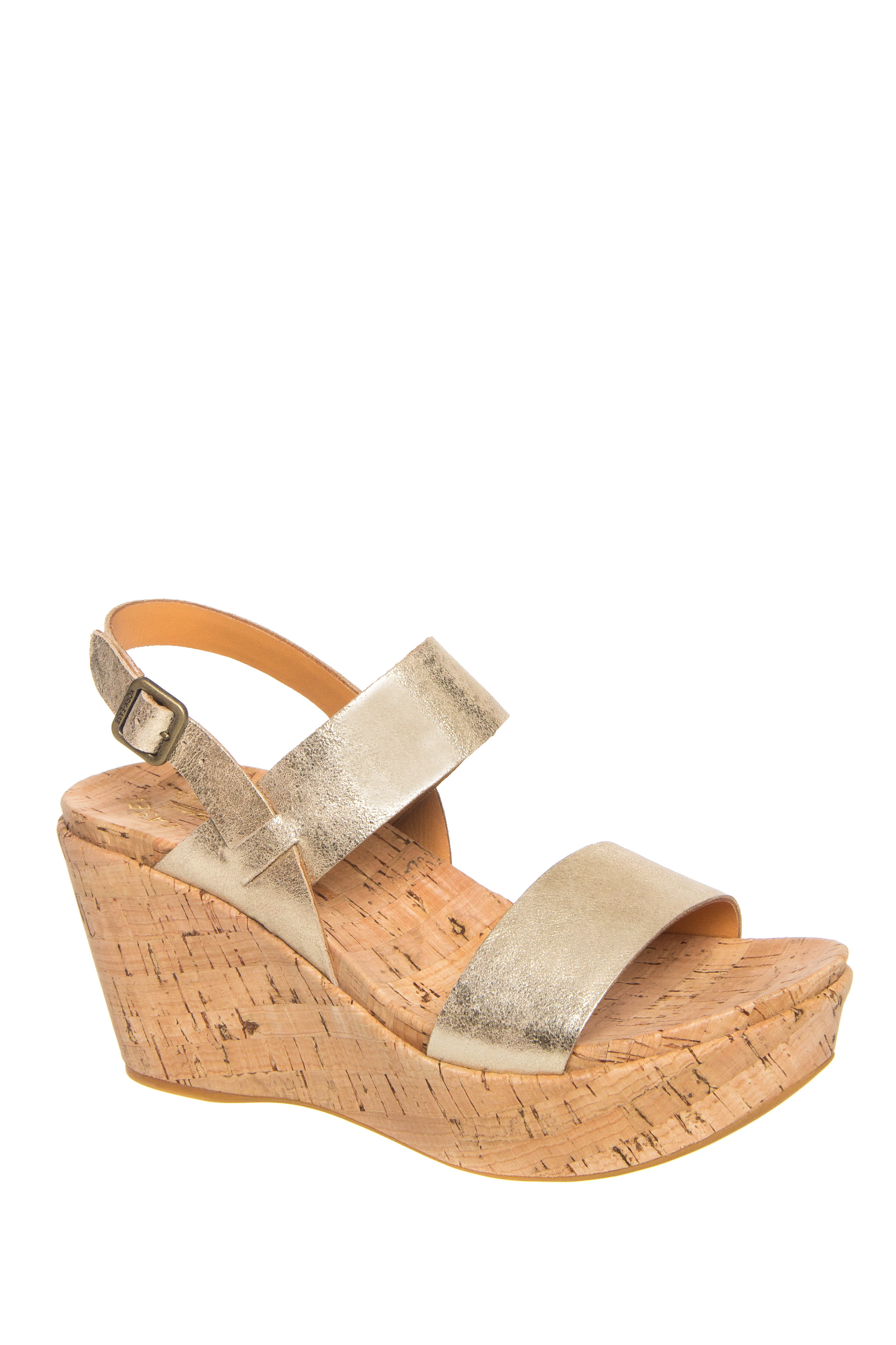 Austin Platform Wedge Sandal