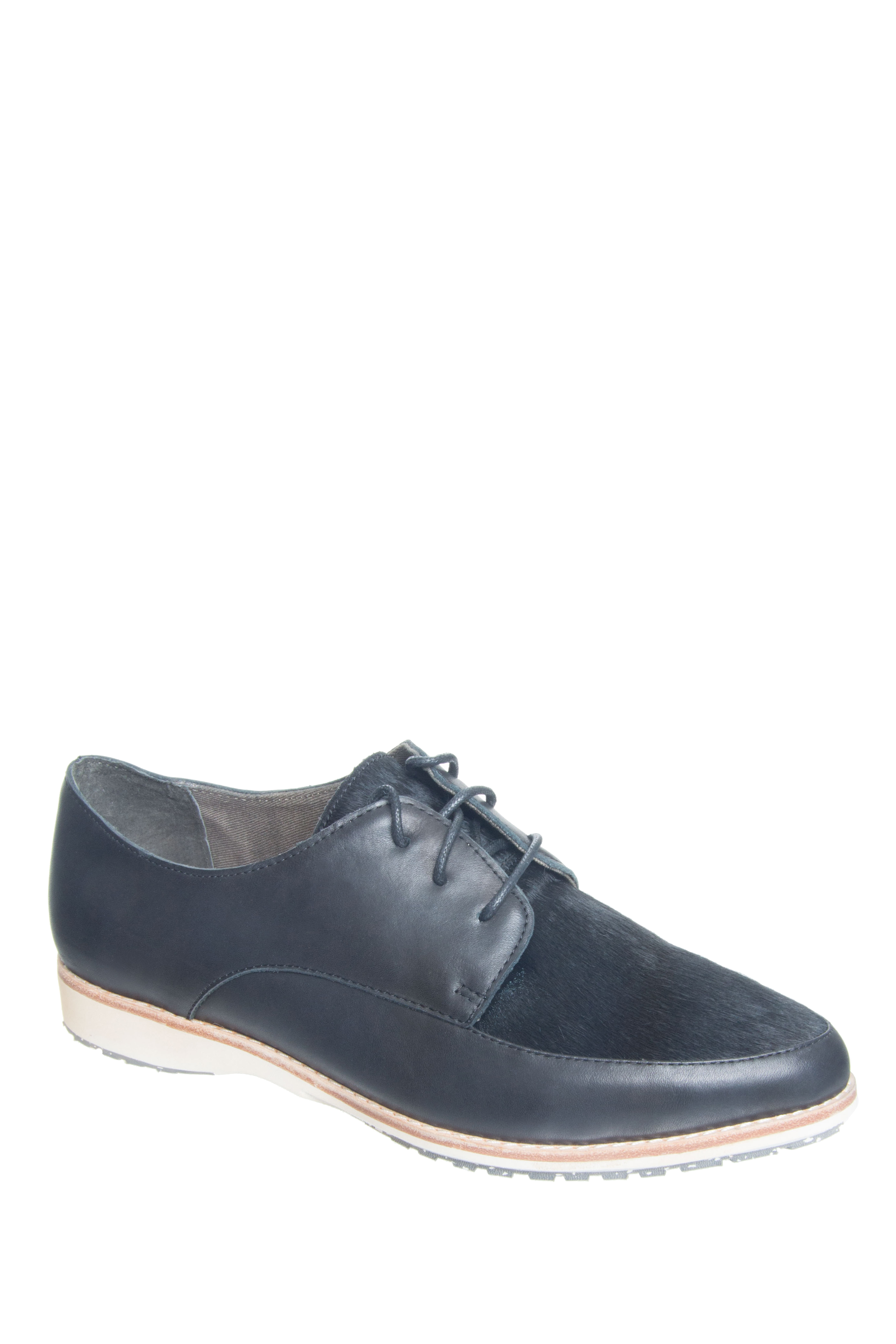 Rollie Nation Madison Derby Oxford - Black / Pony