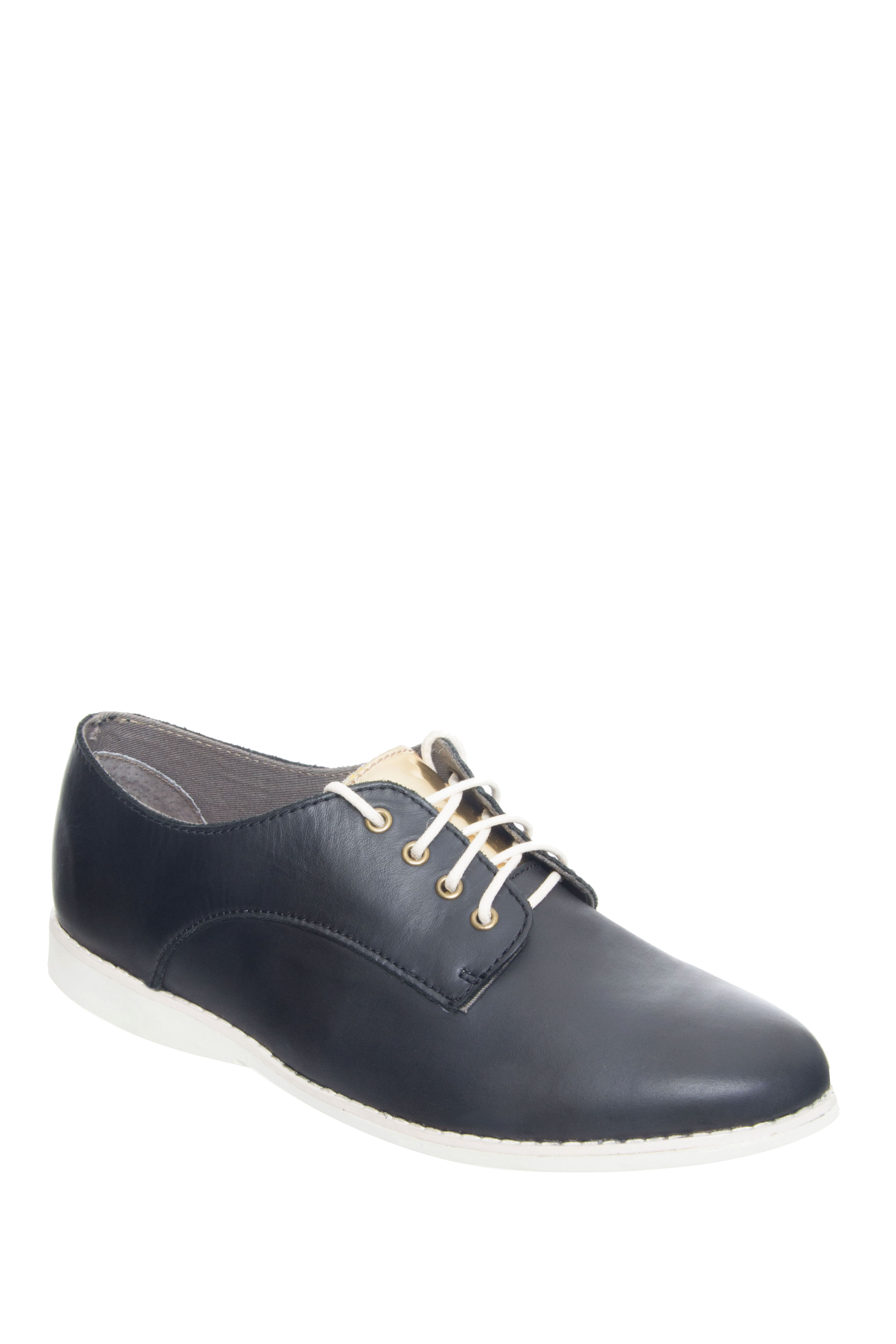 ROLLIE NATION Derby Minimal Shoes - Black