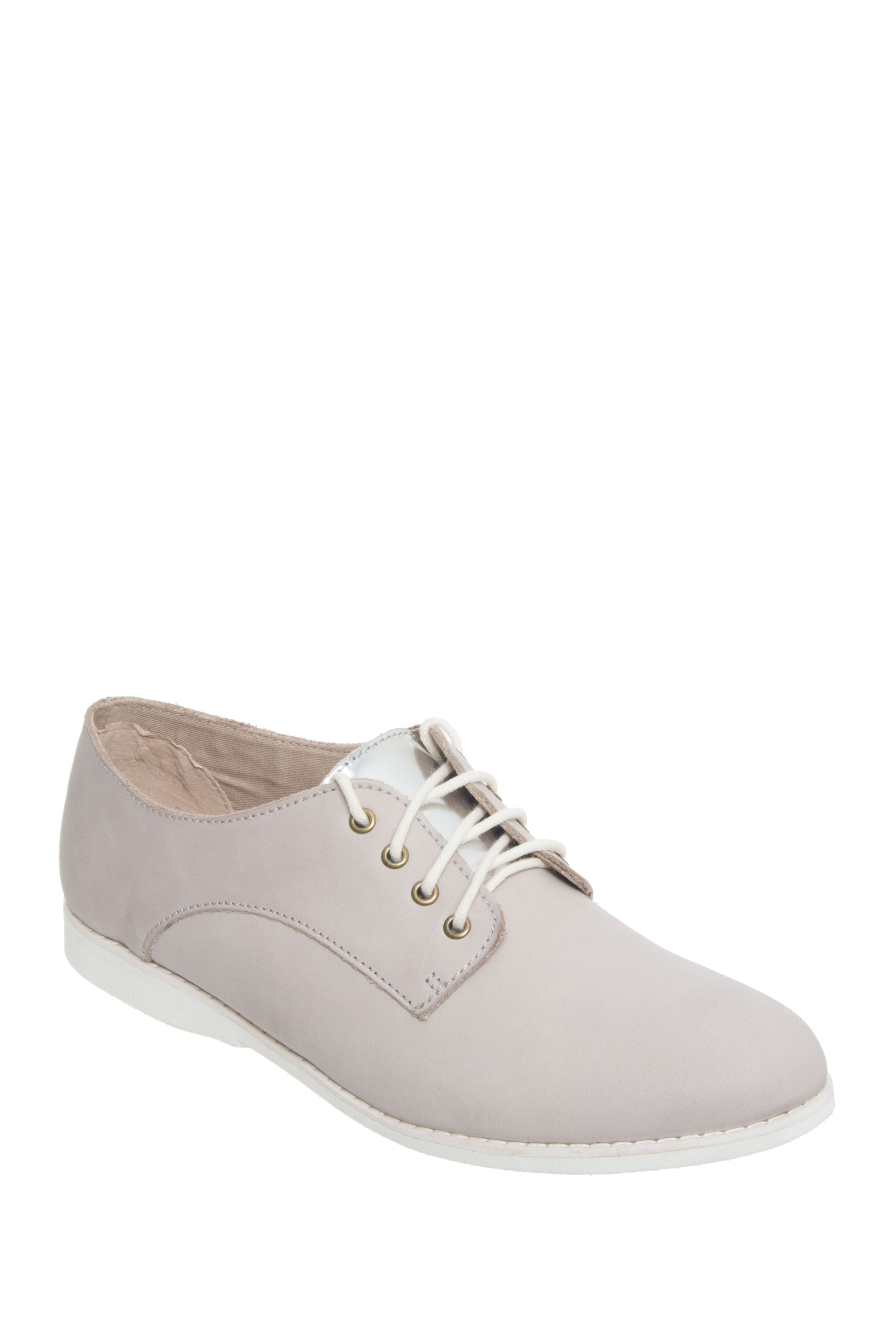 ROLLIE NATION Derby Minimal Shoes - Stone