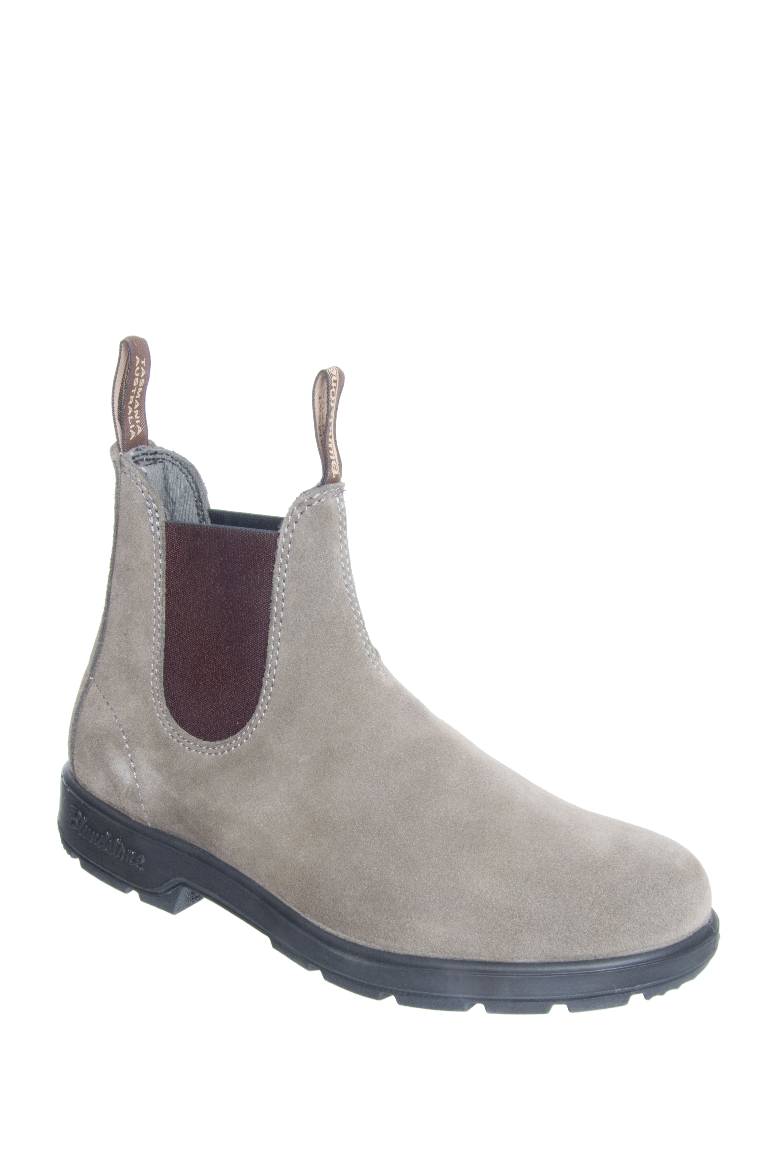Blundstone Unisex Suede Mid Top Boots - Olive Suede
