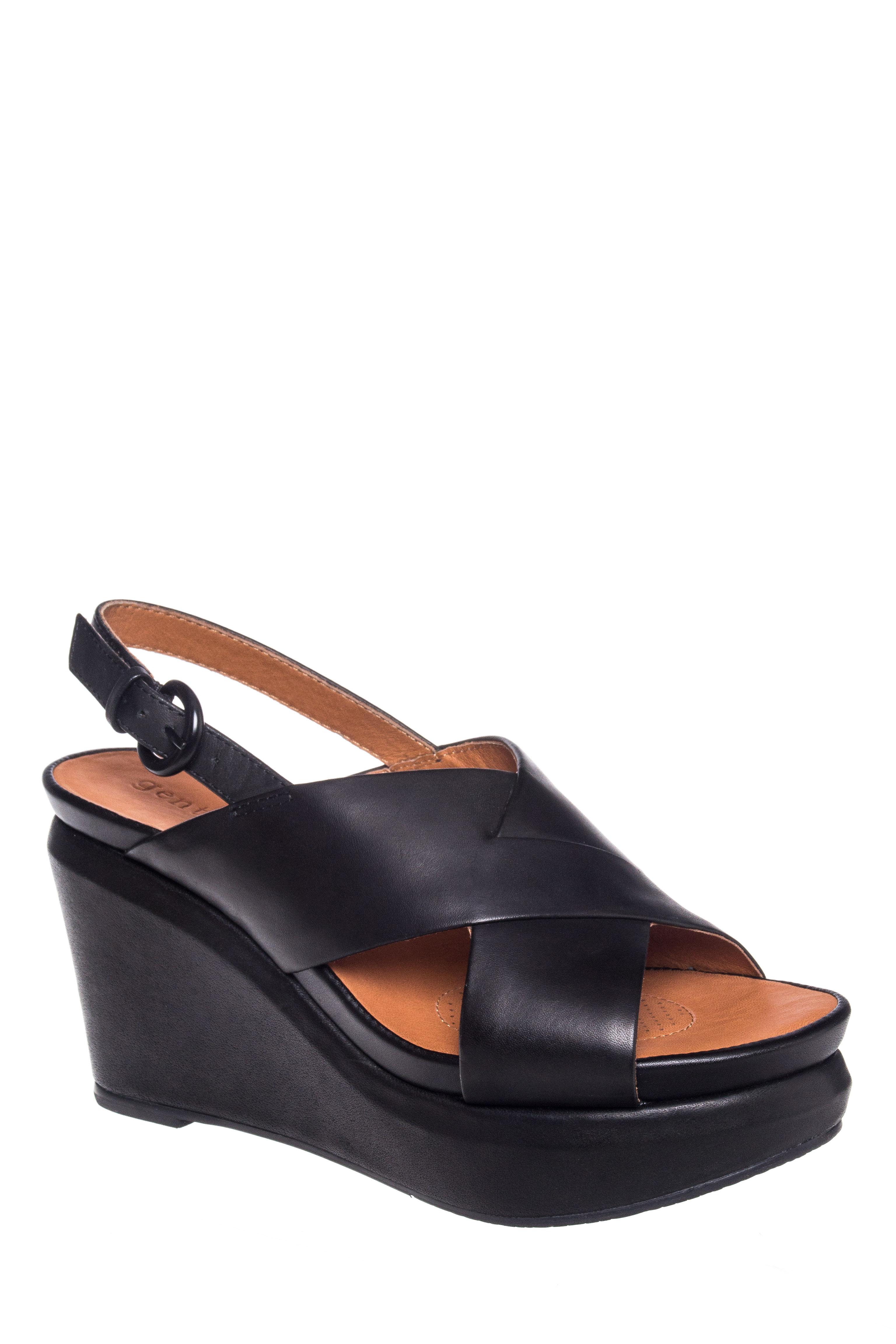 Jayne Platform Wedge Sandal