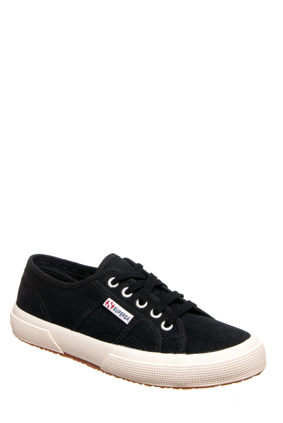 SUPERGA 2750 Cotu Classic Low Top Sneakers - Black