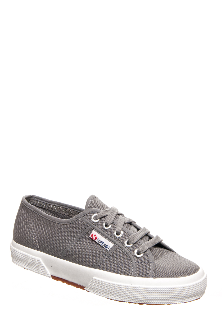 SUPERGA 2750 Cotu Classic Low Top Sneakers - Grey Sage