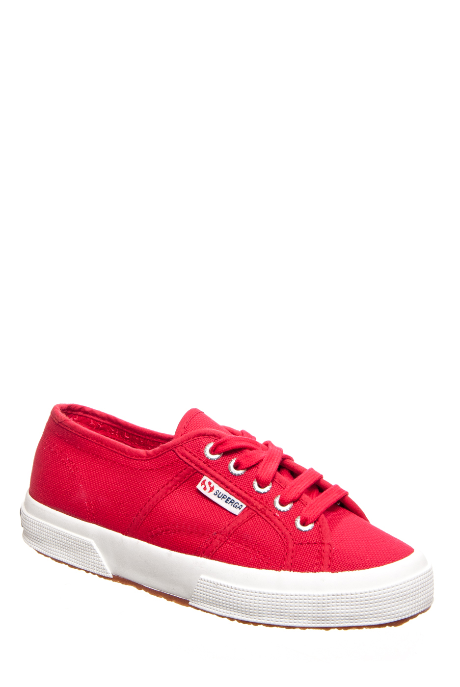 SUPERGA 2750 Cotu Classic Low Top Sneakers - Red