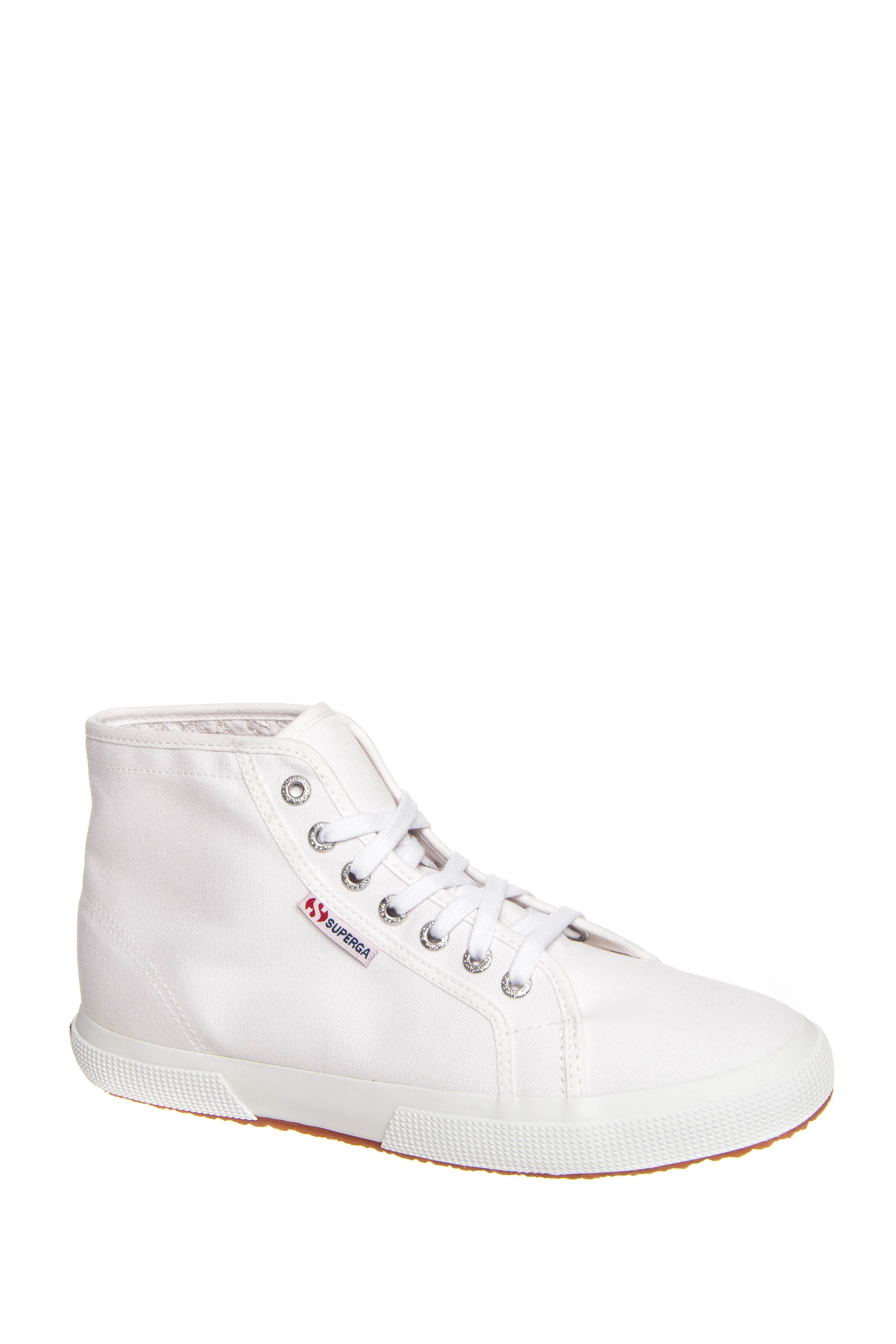 Superga Cotu High Top Sneakers - White