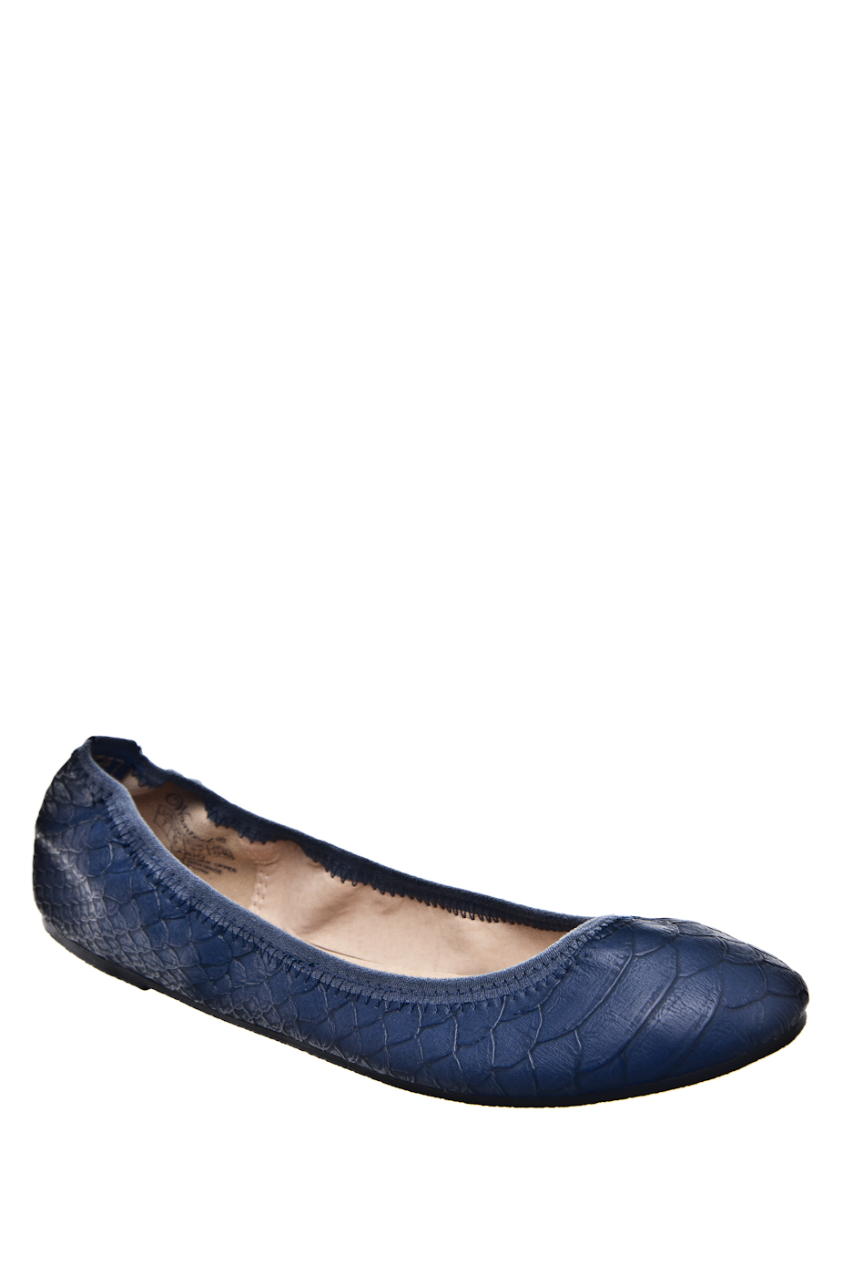 Wanted Lario Ballet Flats - Navy