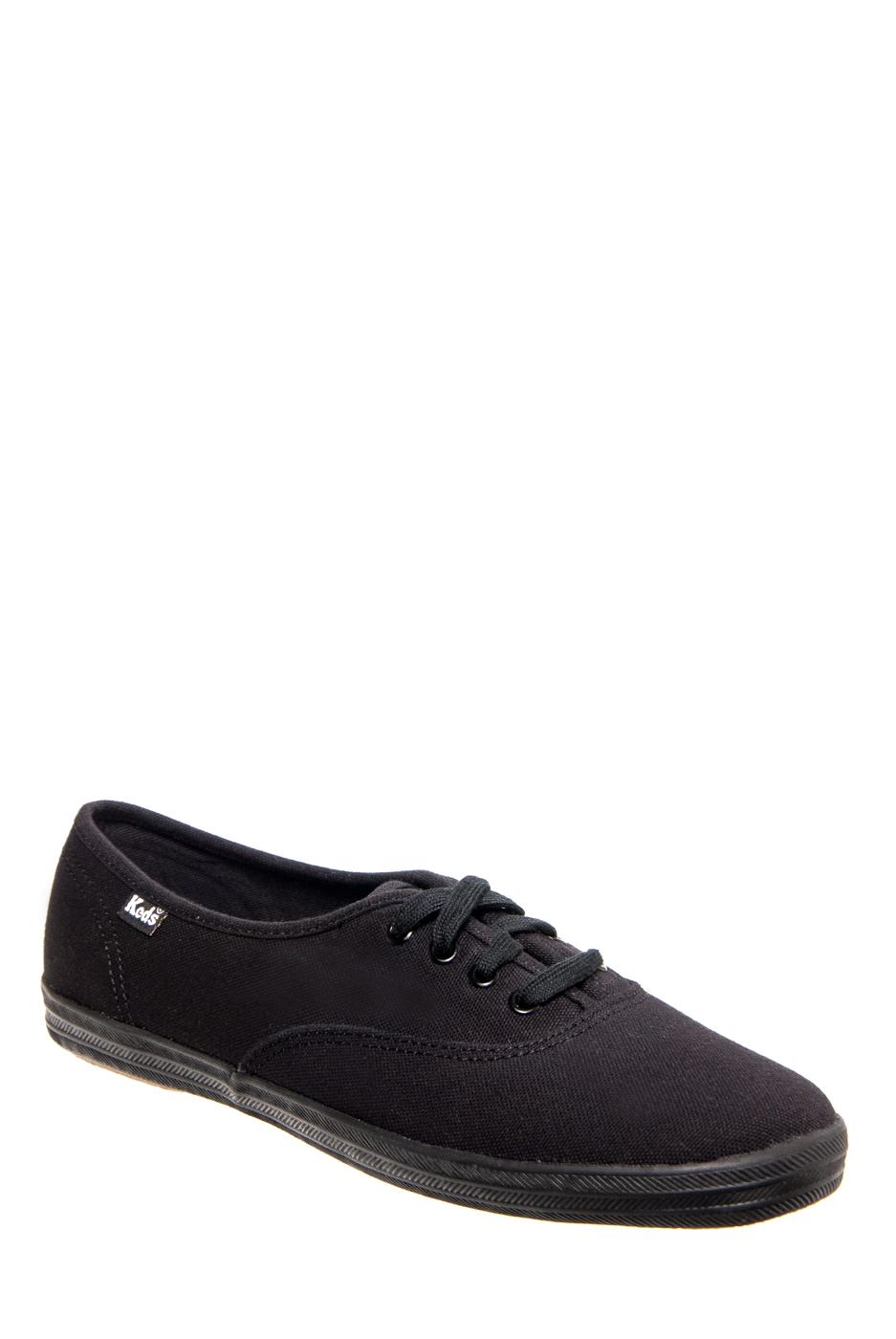 KEDS Champion Ox Sneakers - Black / Black