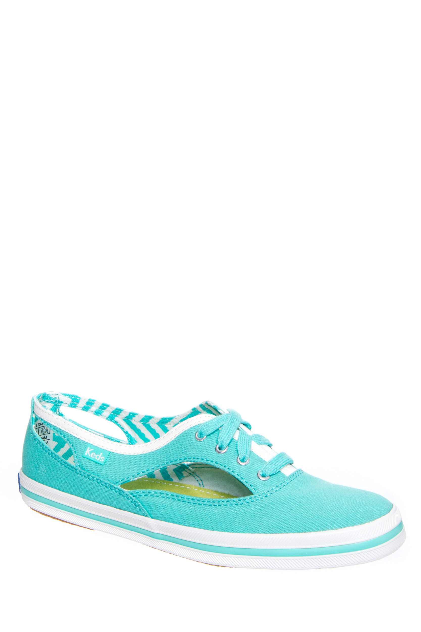 Keds Champion Cut-Out Low Top Sneakers