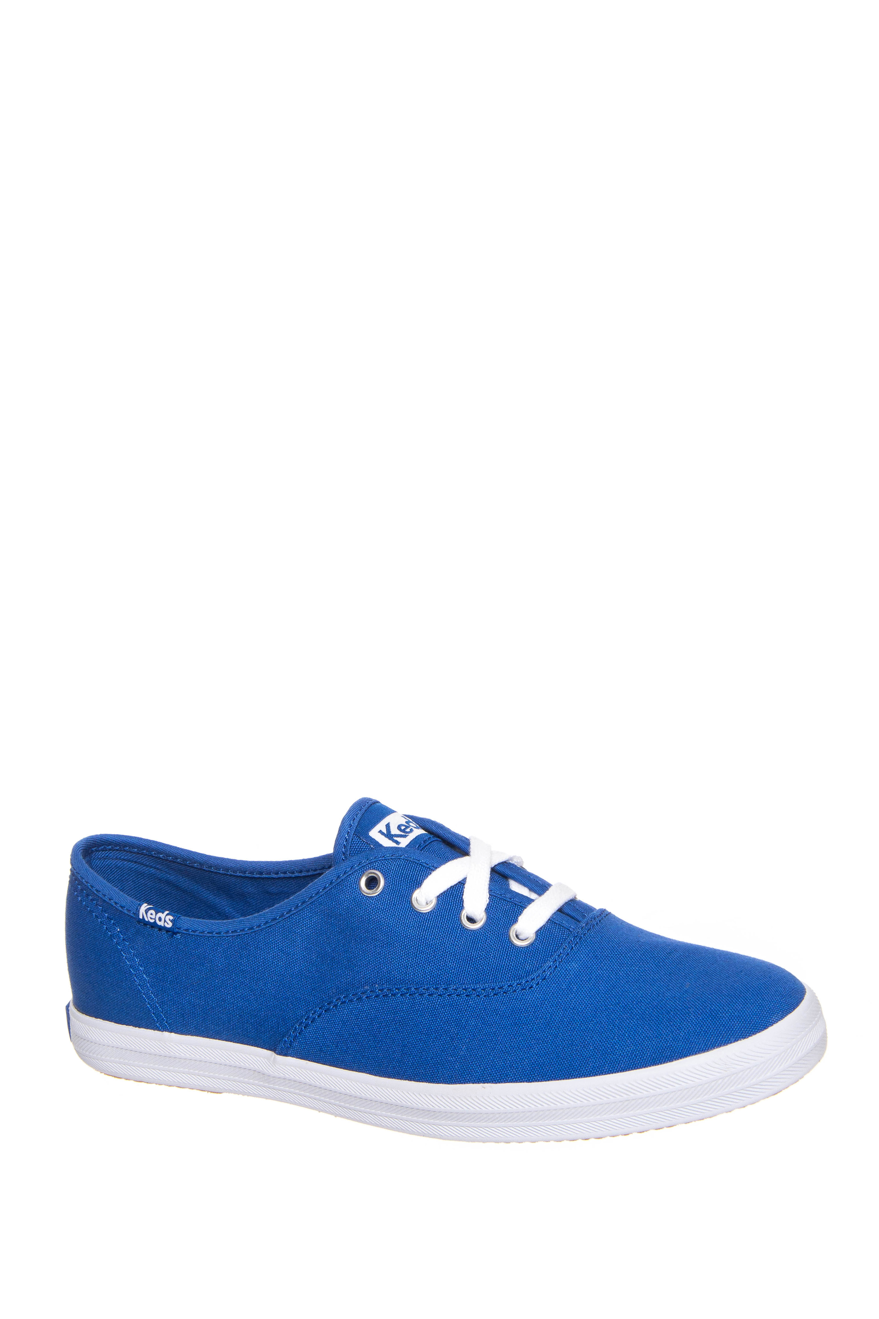 Keds Champion OX Low Top Sneakers - Blue