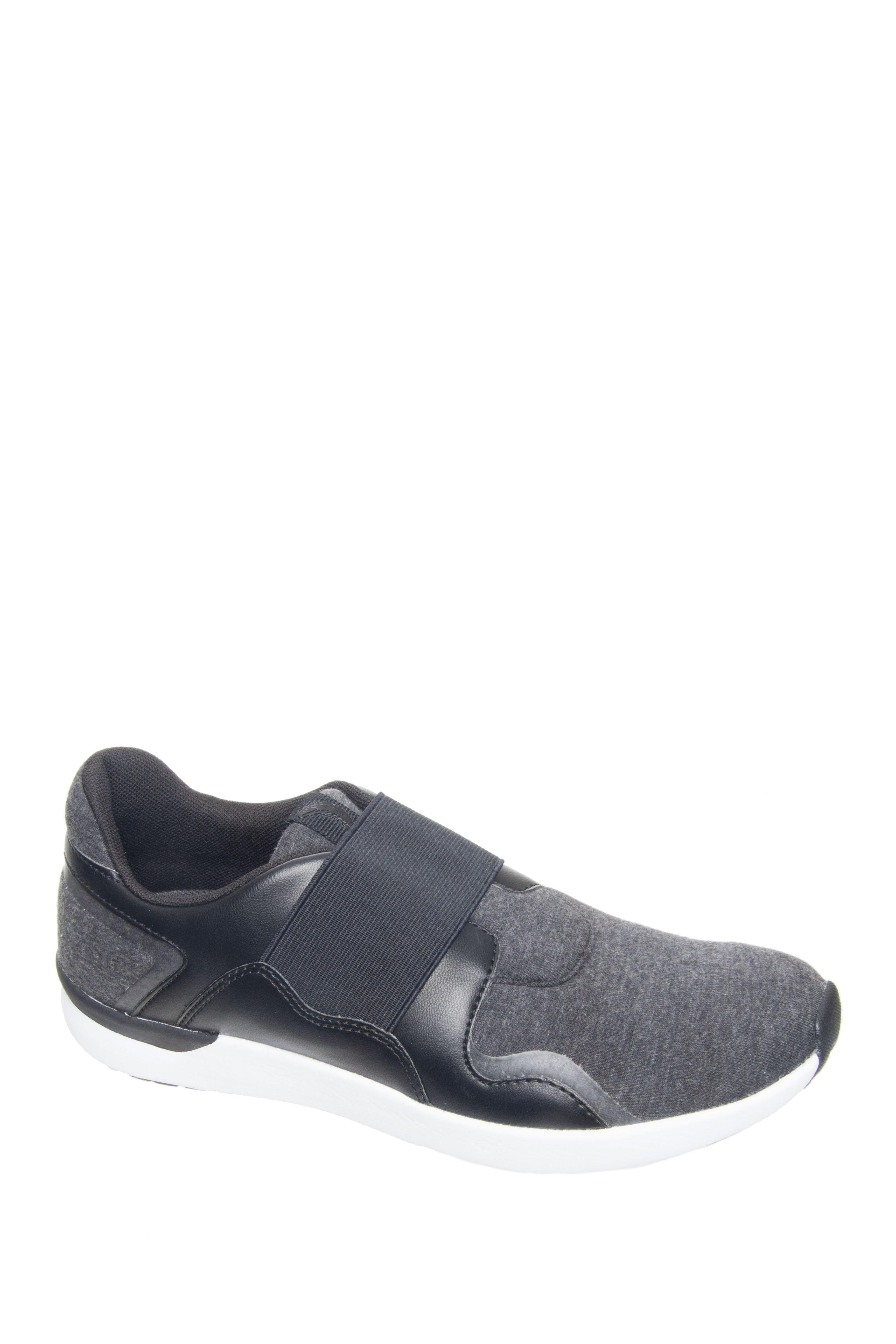 Jessica Simpson Fusto Low Top Sneakers - Black Heather