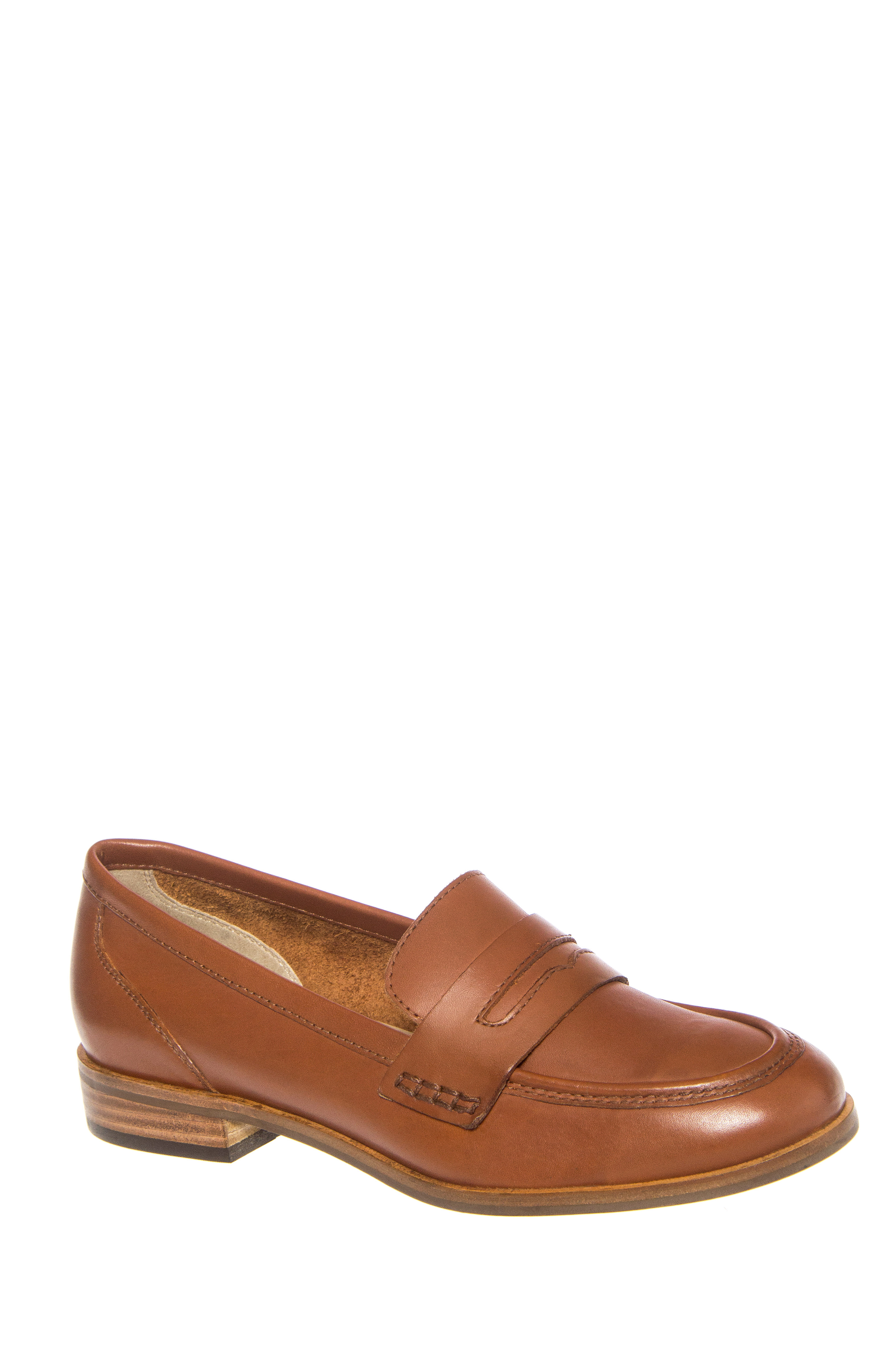 Seychelles Tigers Eye Loafers - Whiskey