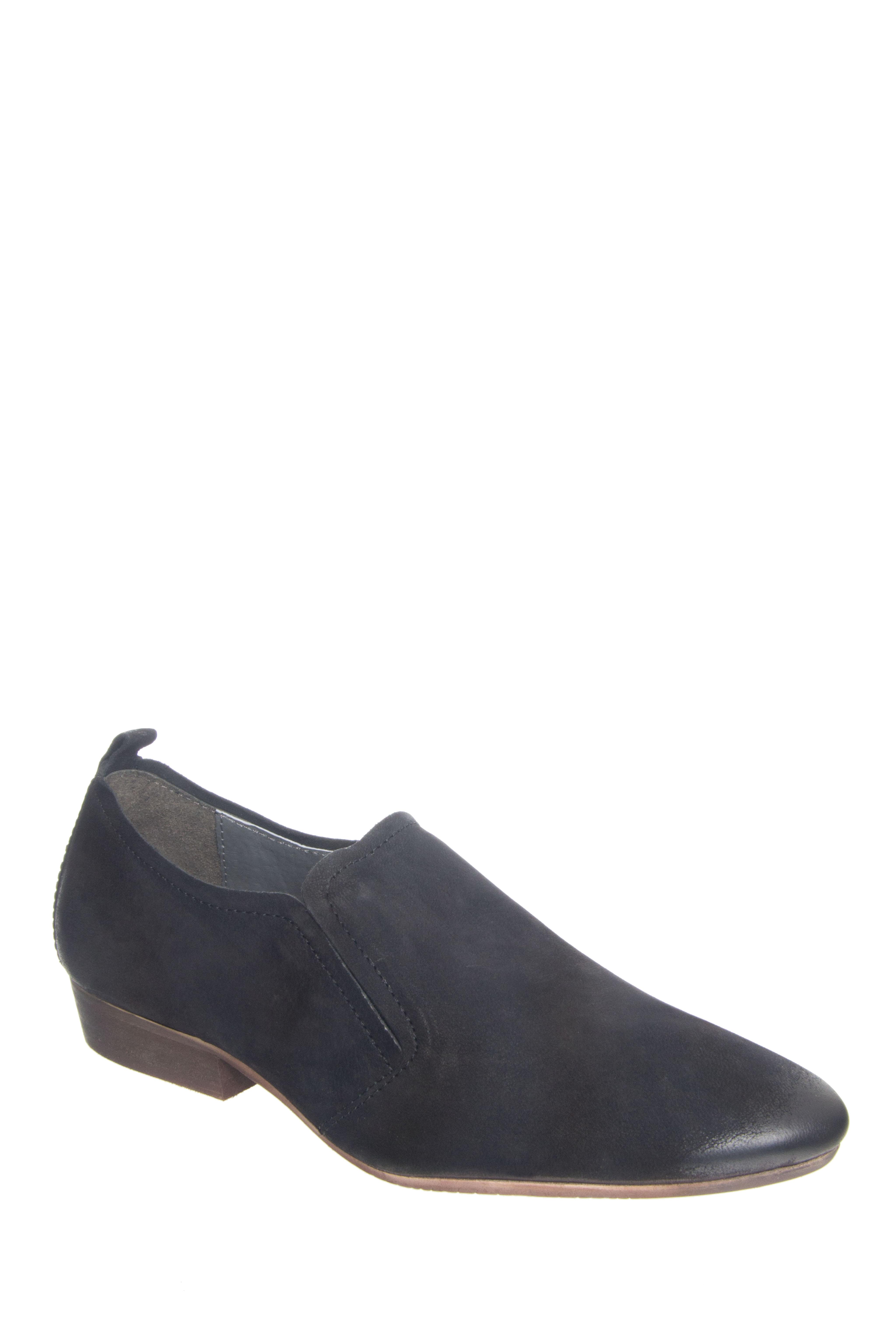 Seychelles Skein Low Heel Loafers - Black