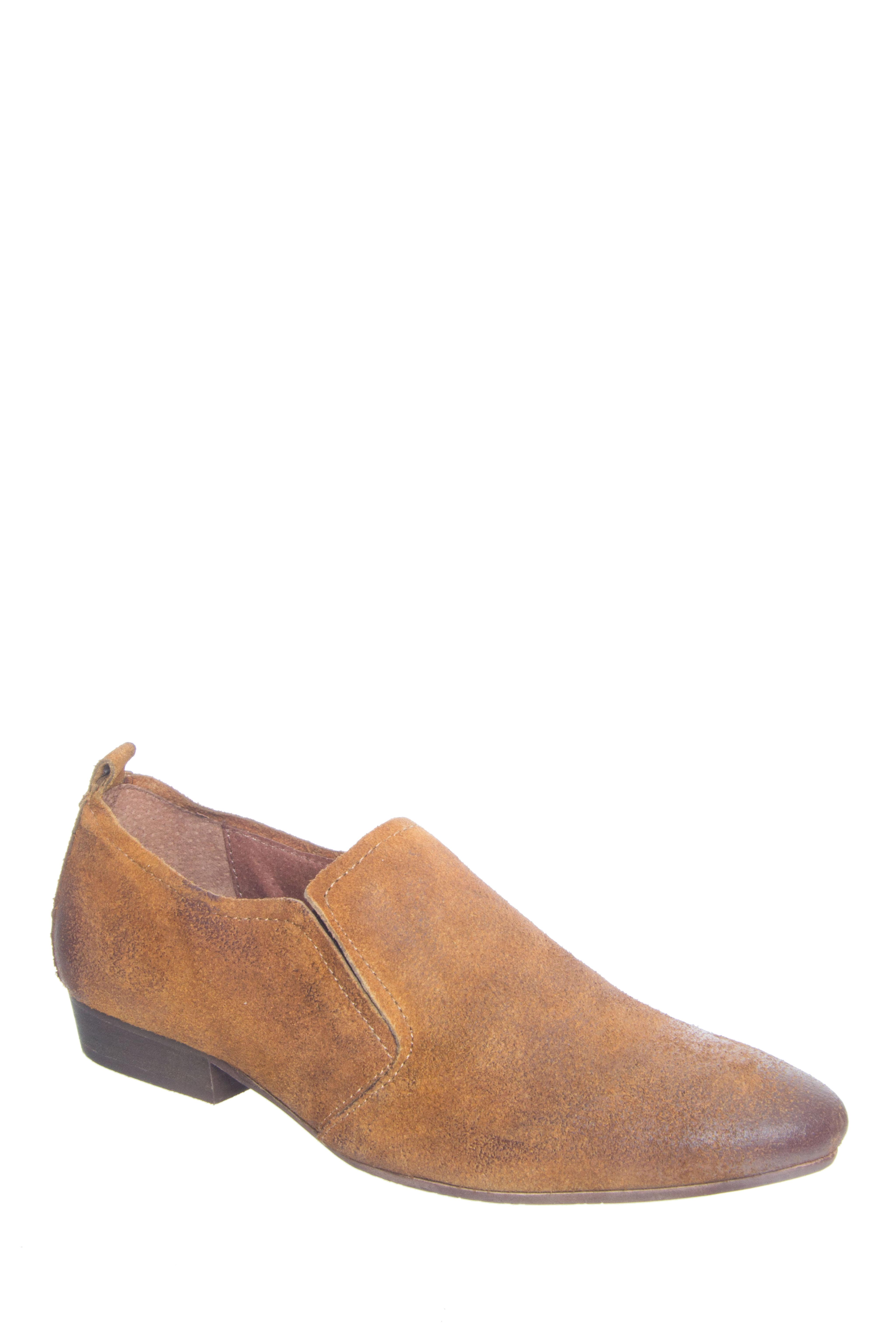 Seychelles Skein Low Heel Loafers - Cognac