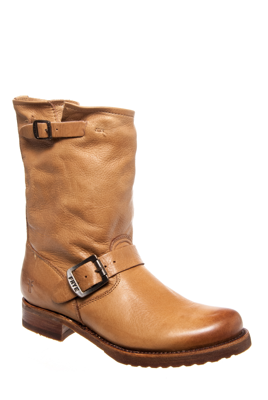Frye Veronica Short Boots - Camel