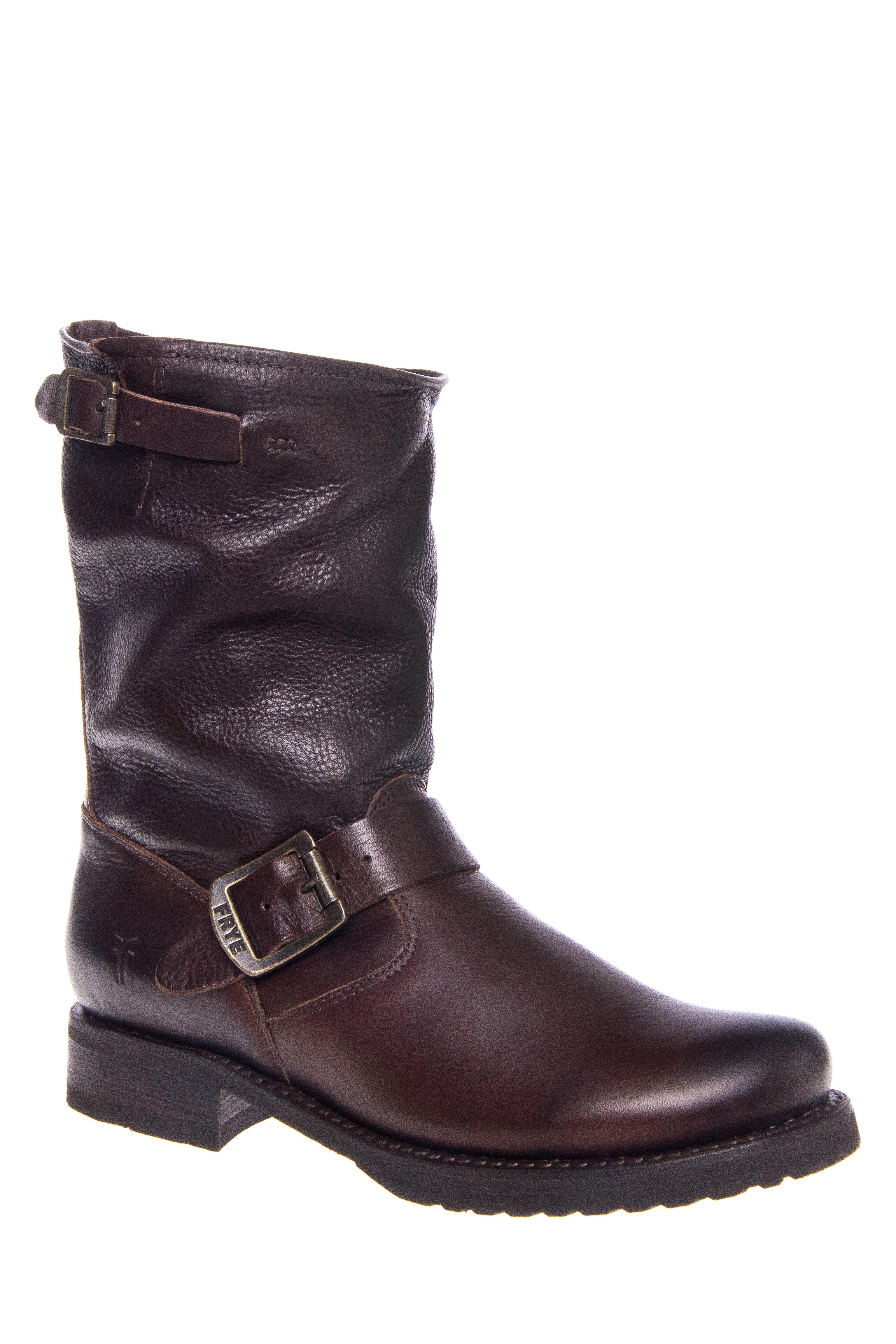 Frye Veronica Shortie Mid-Calf Boot