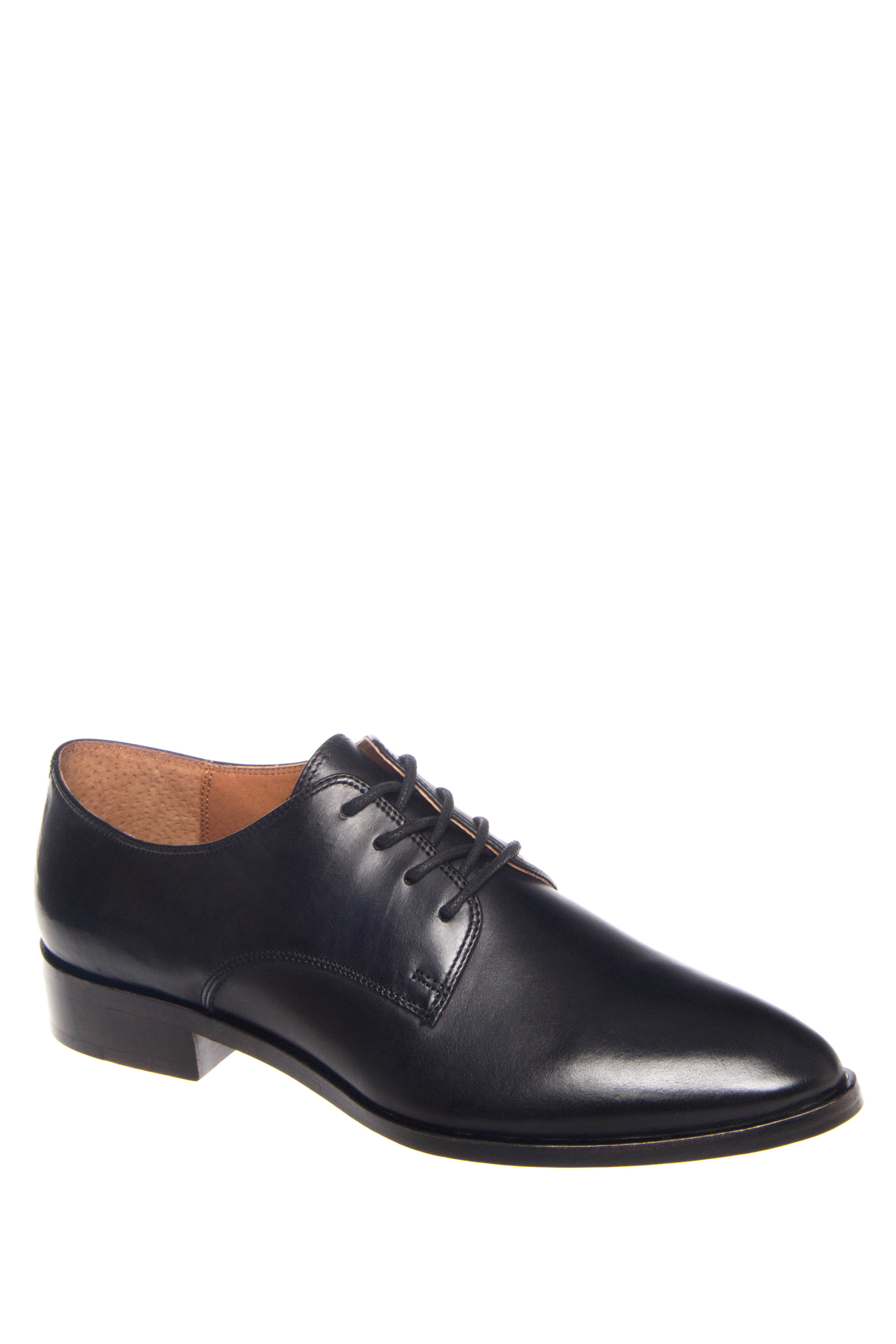 Frye Erica Leather Oxford - Black
