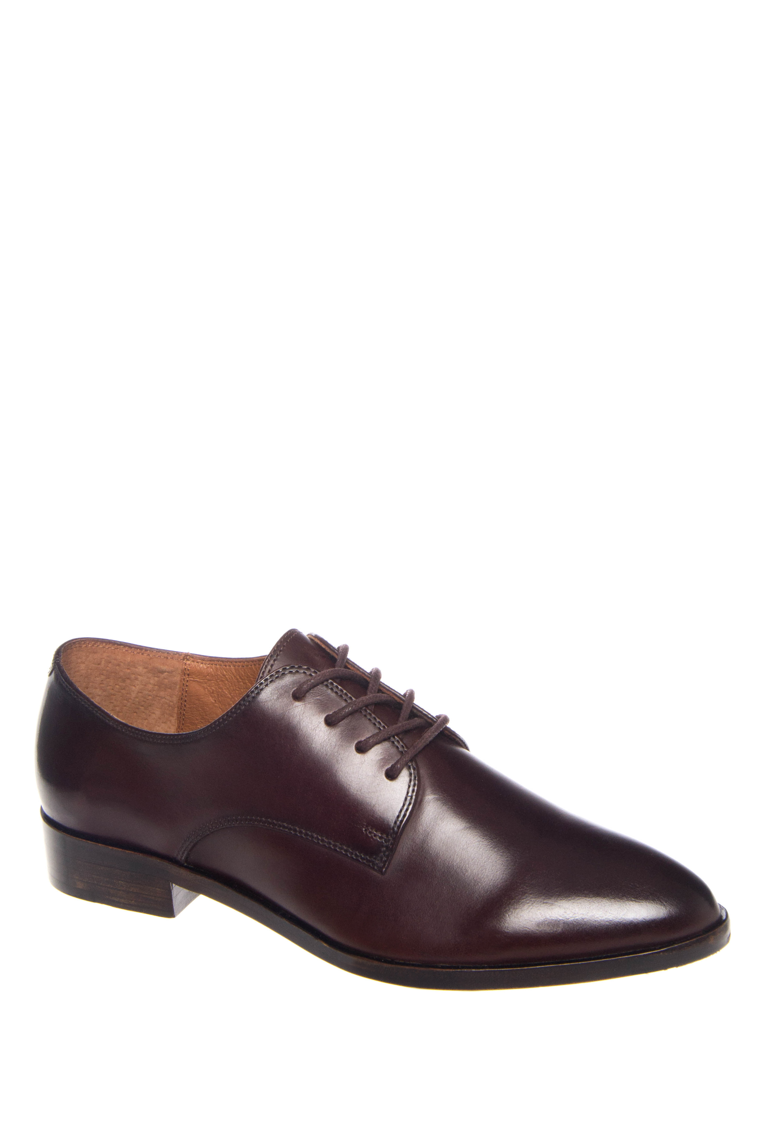 Frye Erica Leather Oxford - Brown