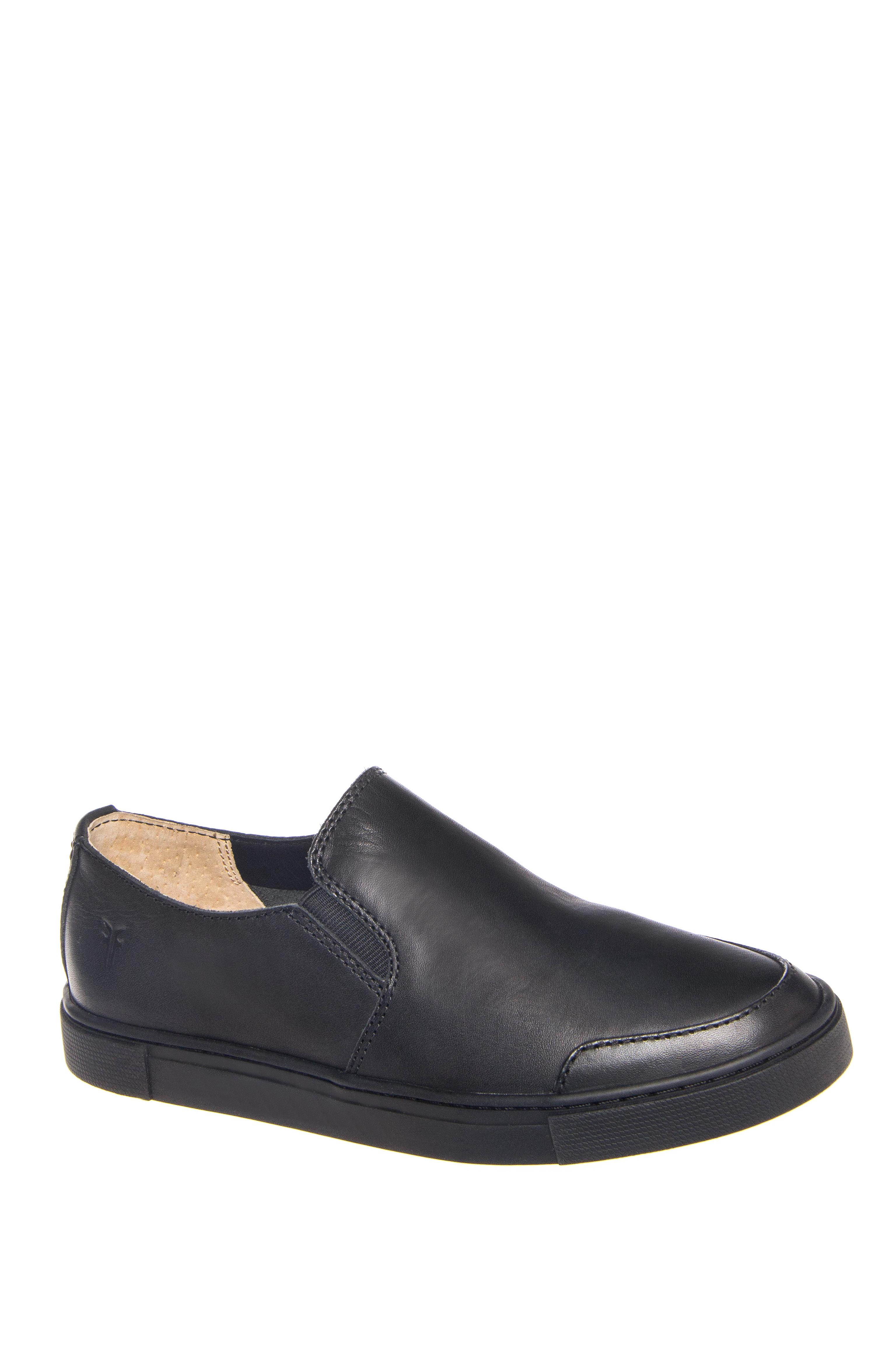 Frye Gemma Slip-On Sneakers - Black