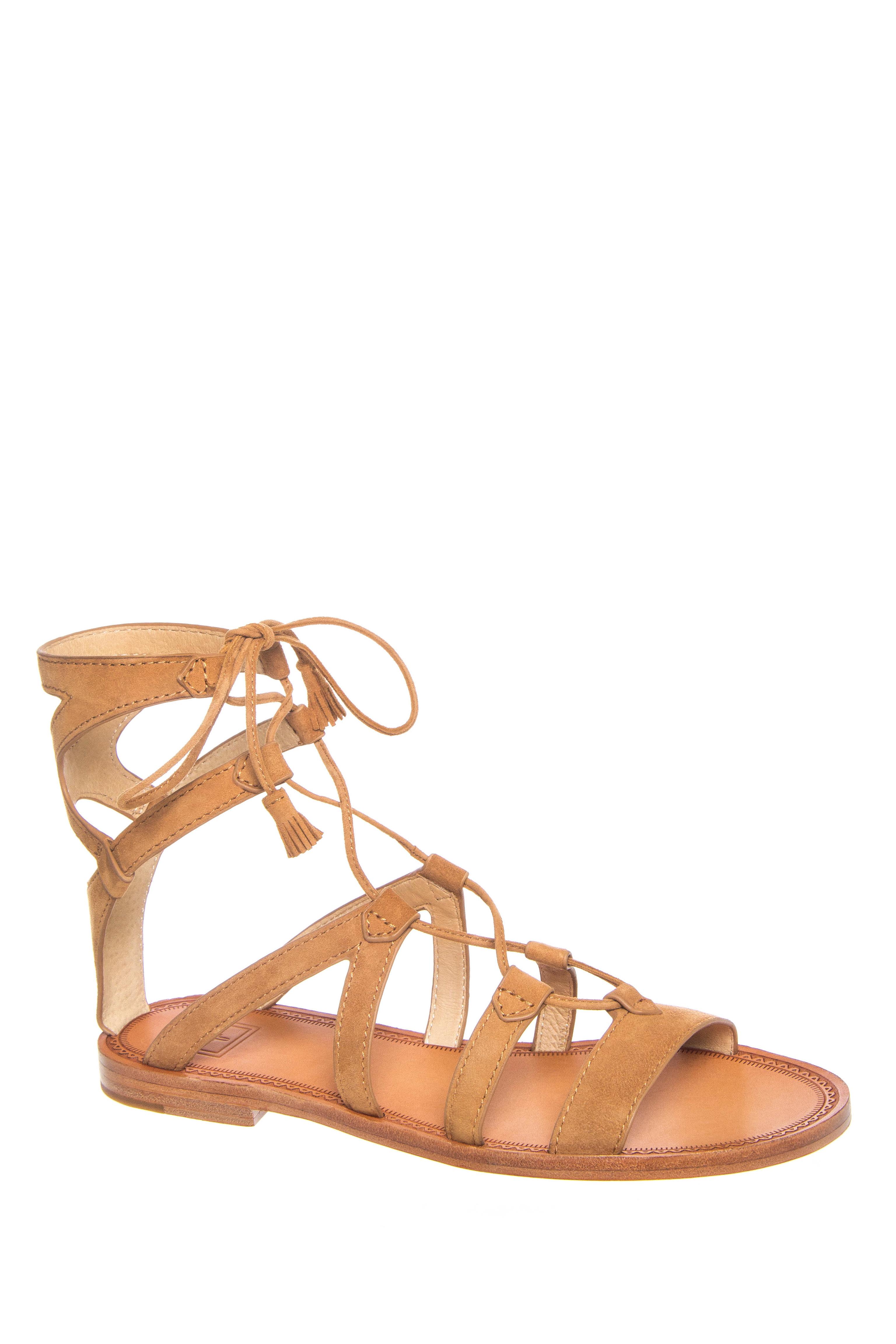 Frye Ruth Gladiator Sandals - Sand