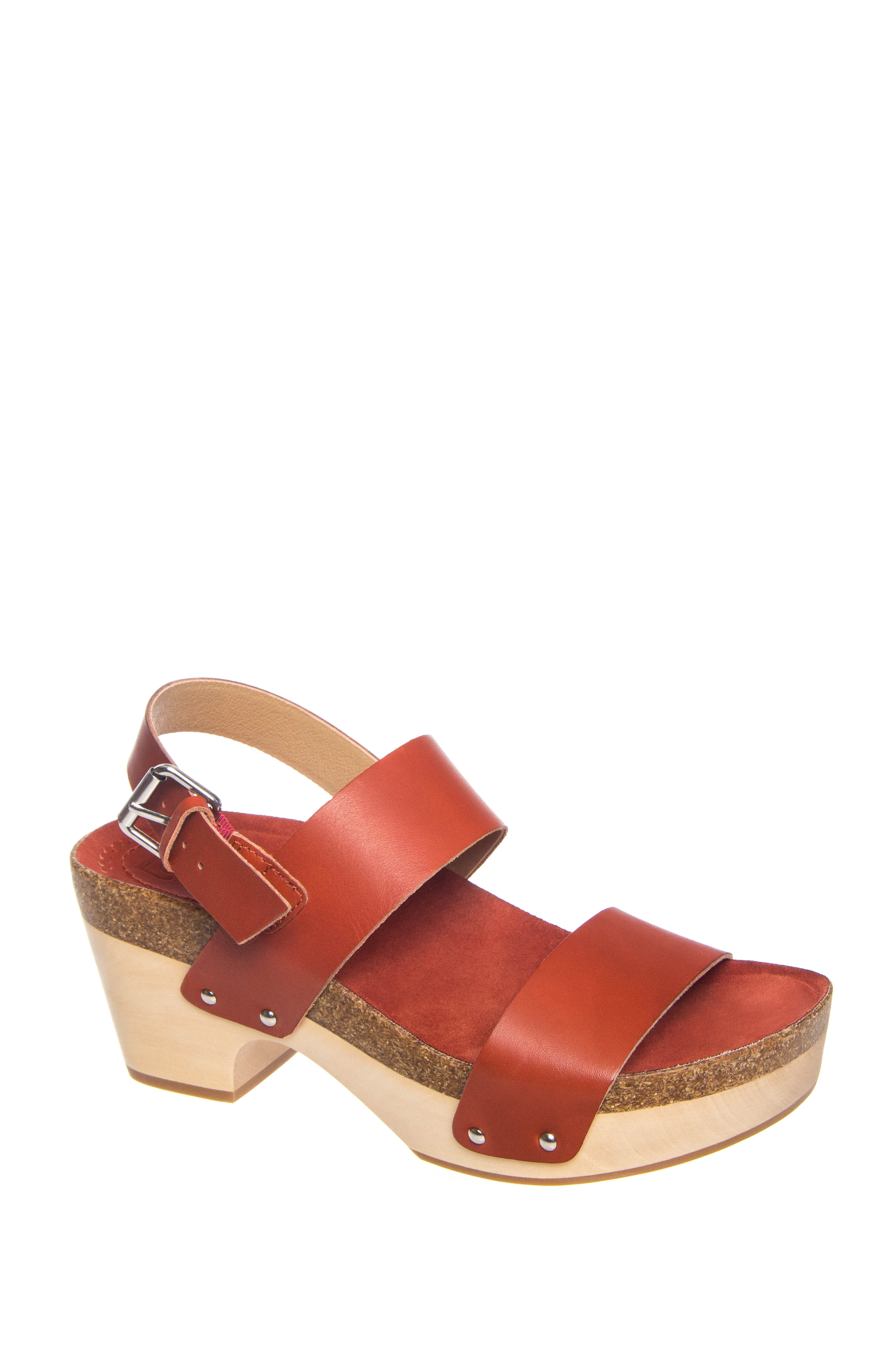 Latigo Larry Mid Heel Sandals