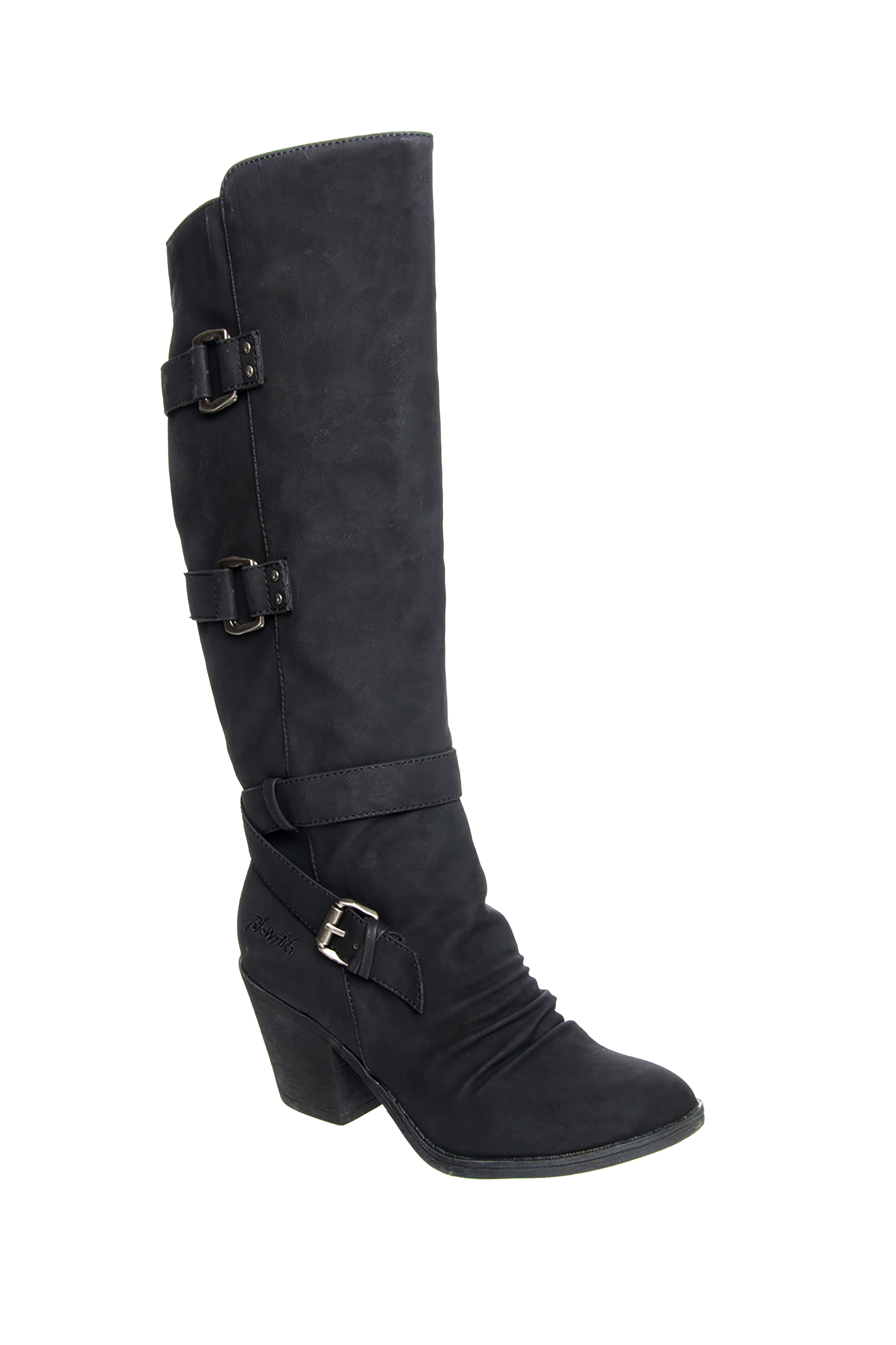 Blowfish Stay Knee High Boots - Black