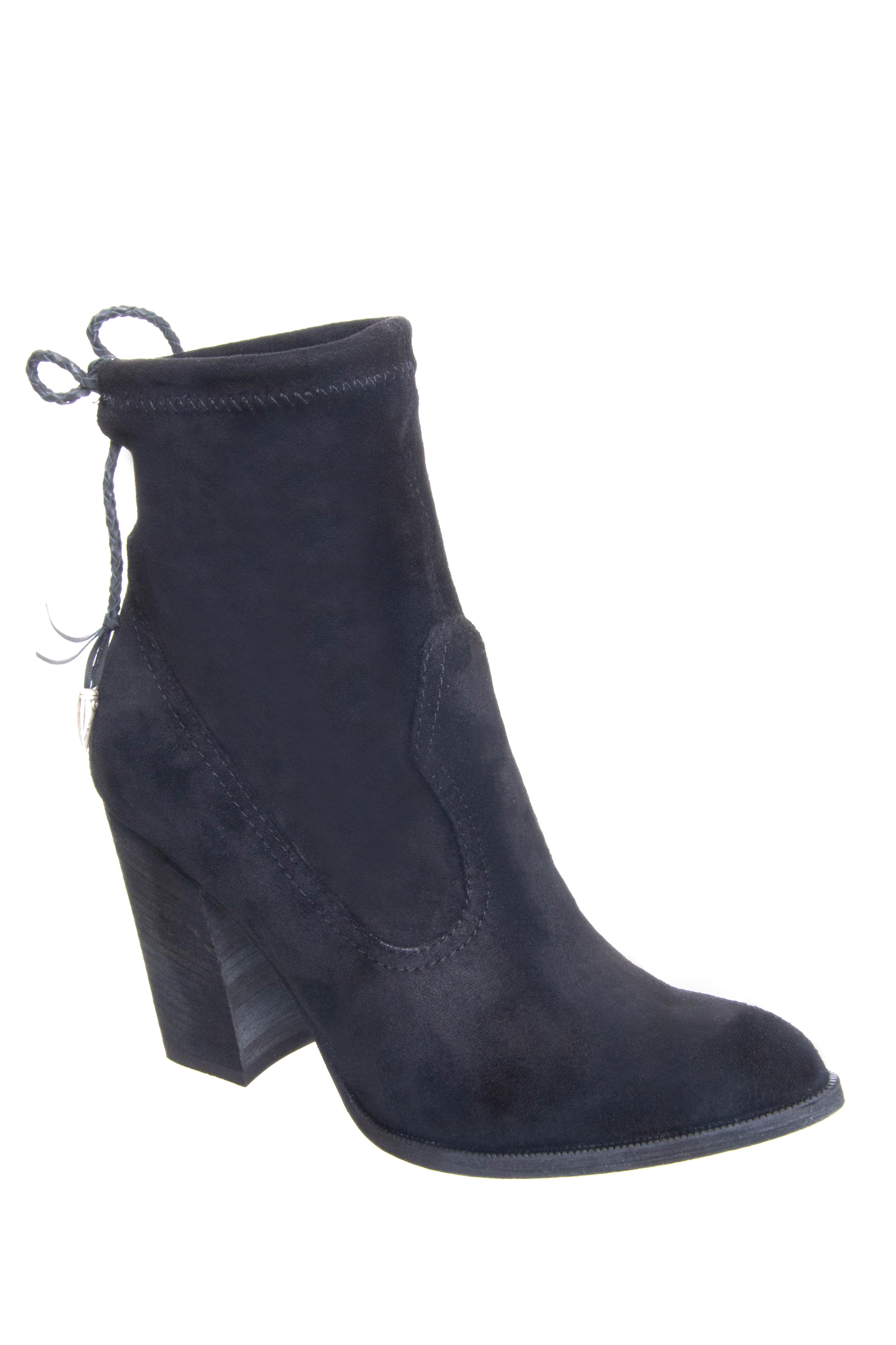 Dolce Vita Casee High Heel Boots - Black