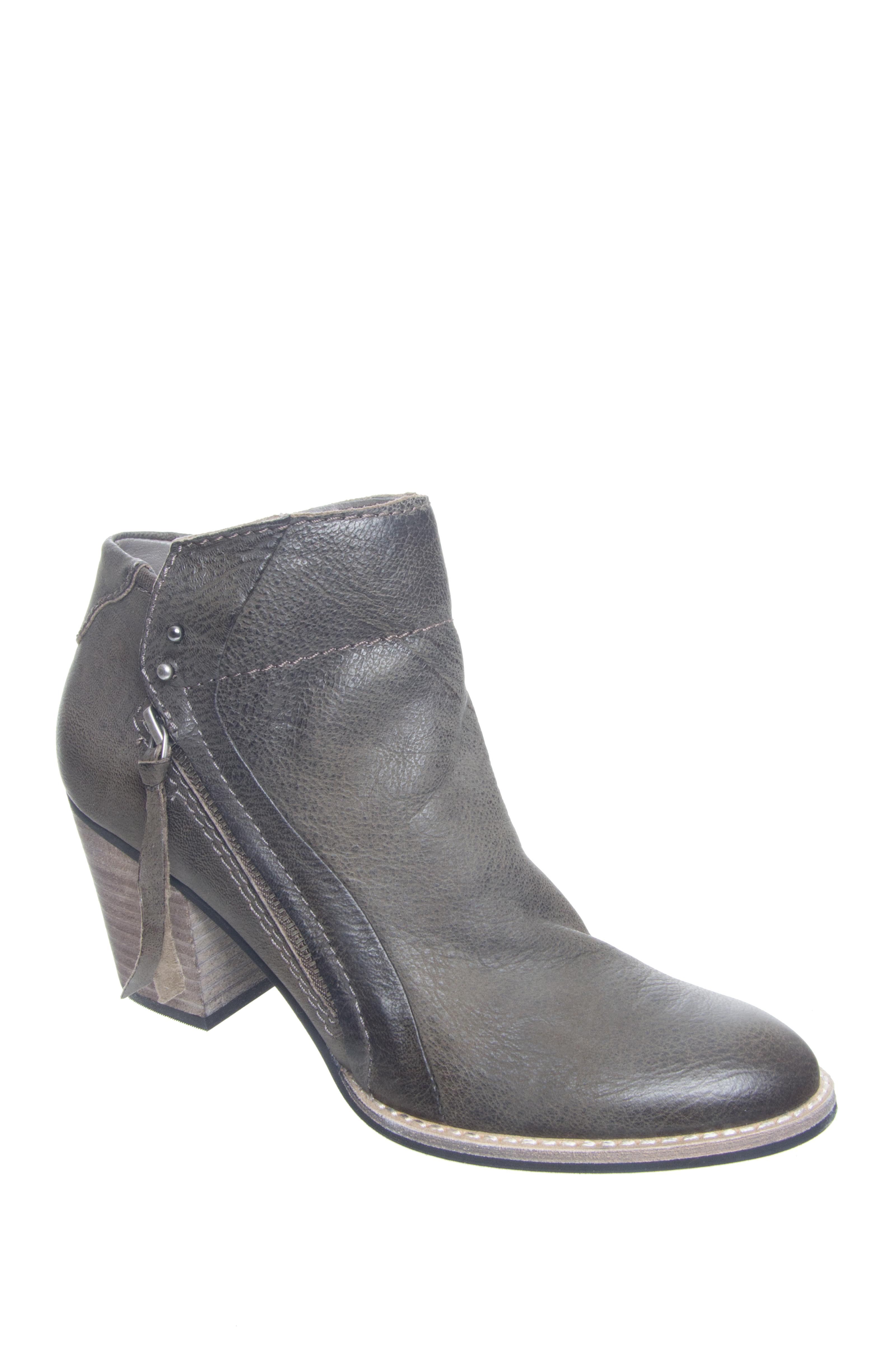 Dolce Vita Jessie Side Zip Booties - Charcoal