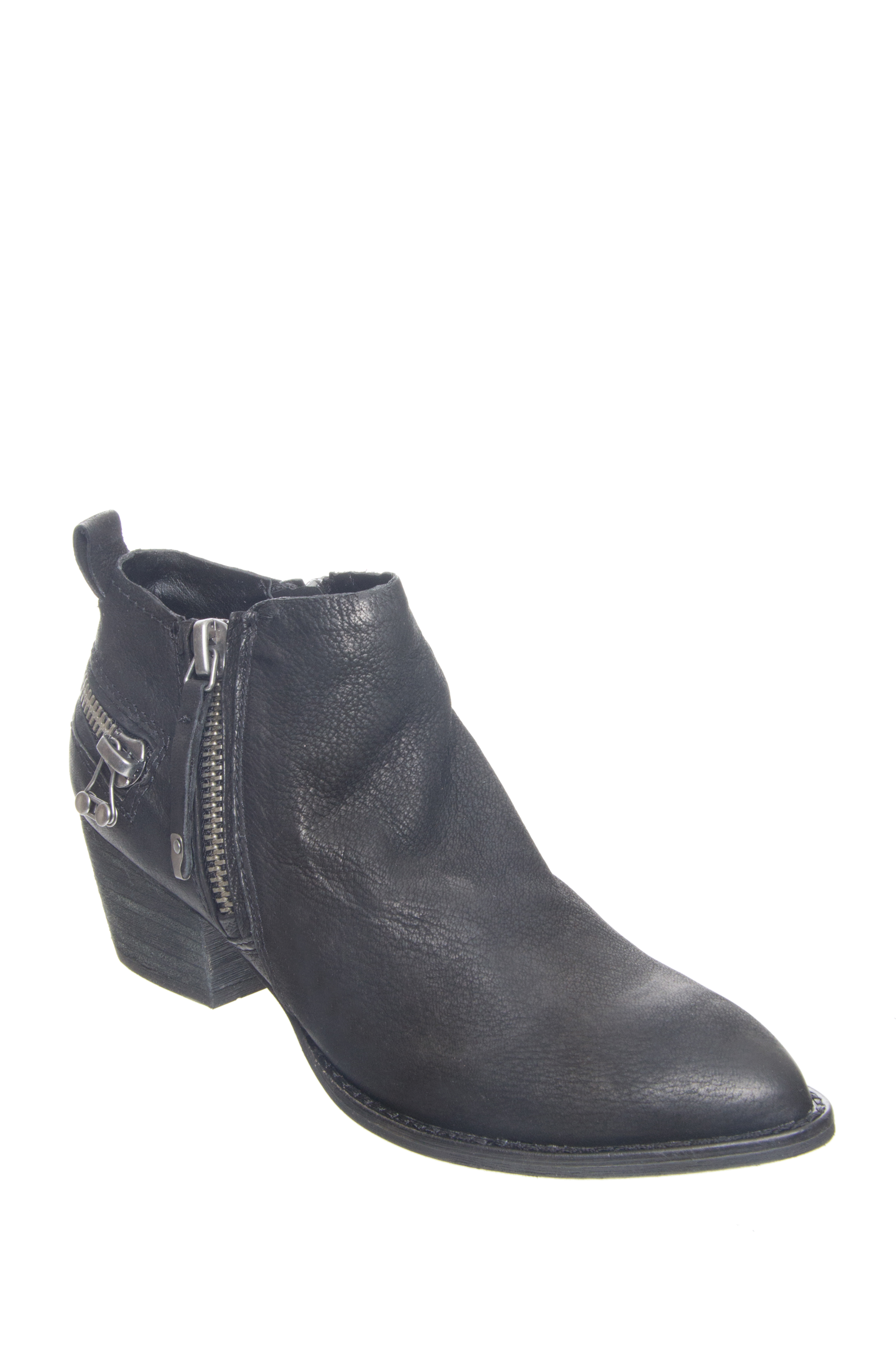 Dolce Vita Saylor Pointed-Toe Booties - Black