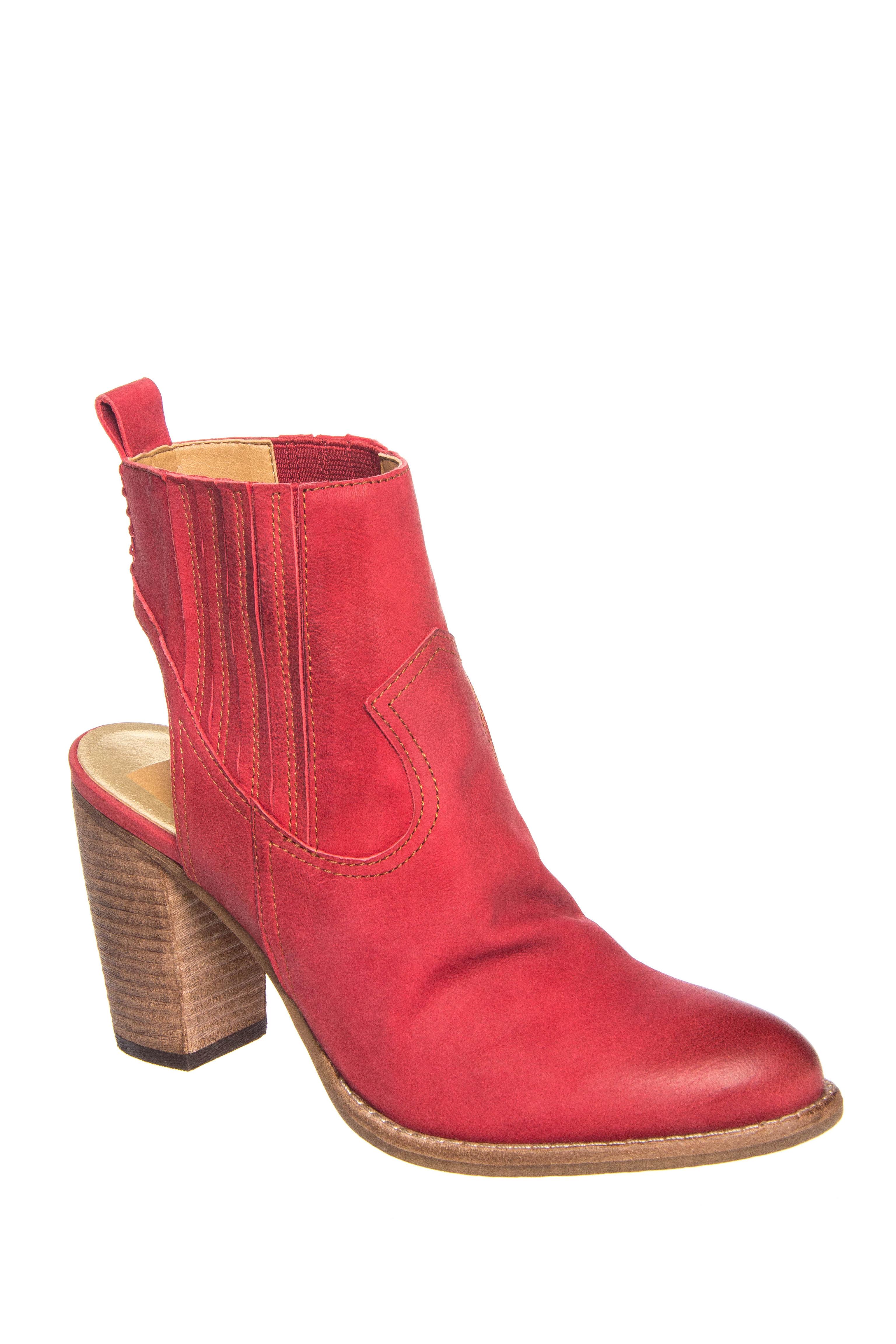 Dolce Vita Jasper High Heel Booties