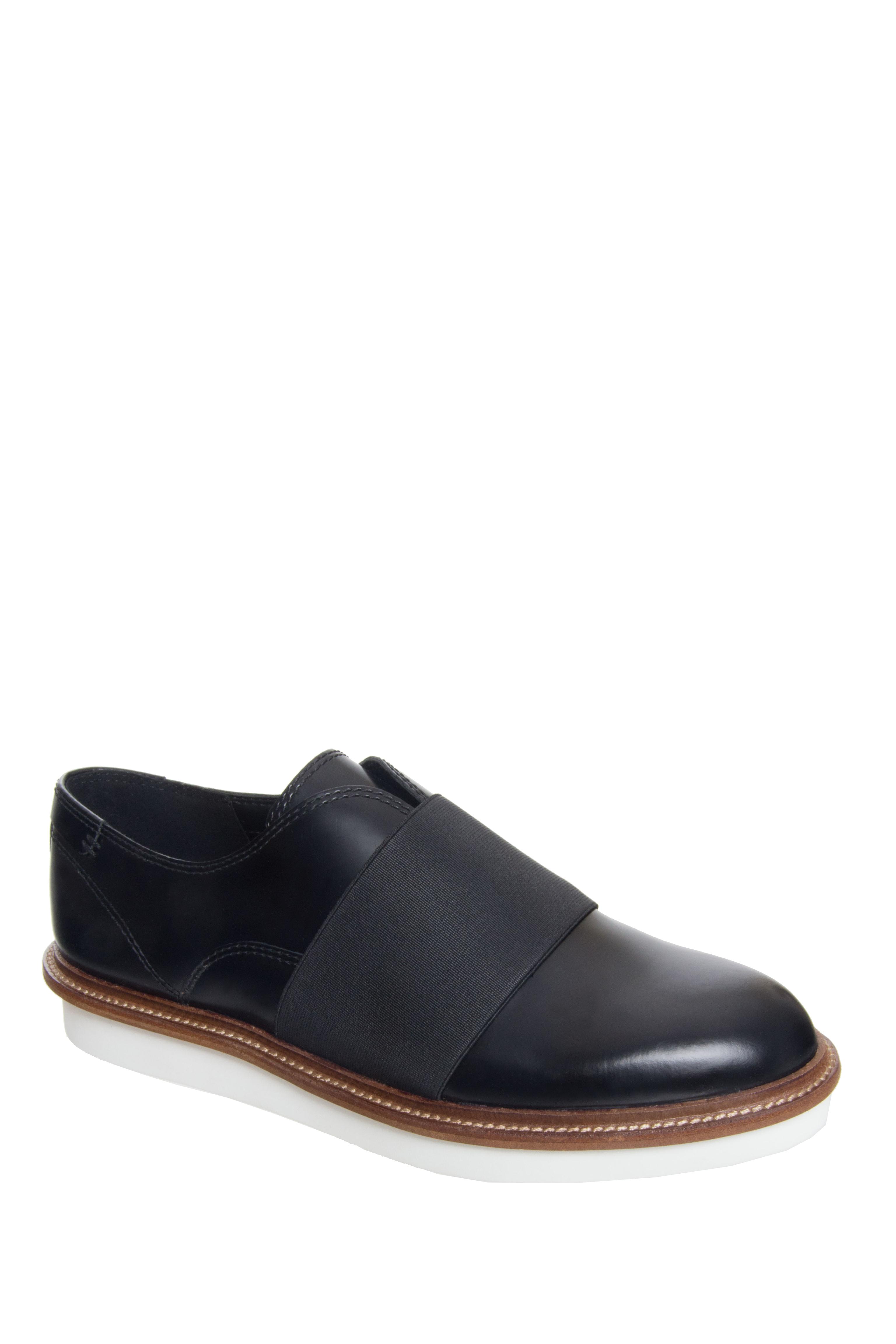 Dolce Vita Saxon Low Platform Flats - Black