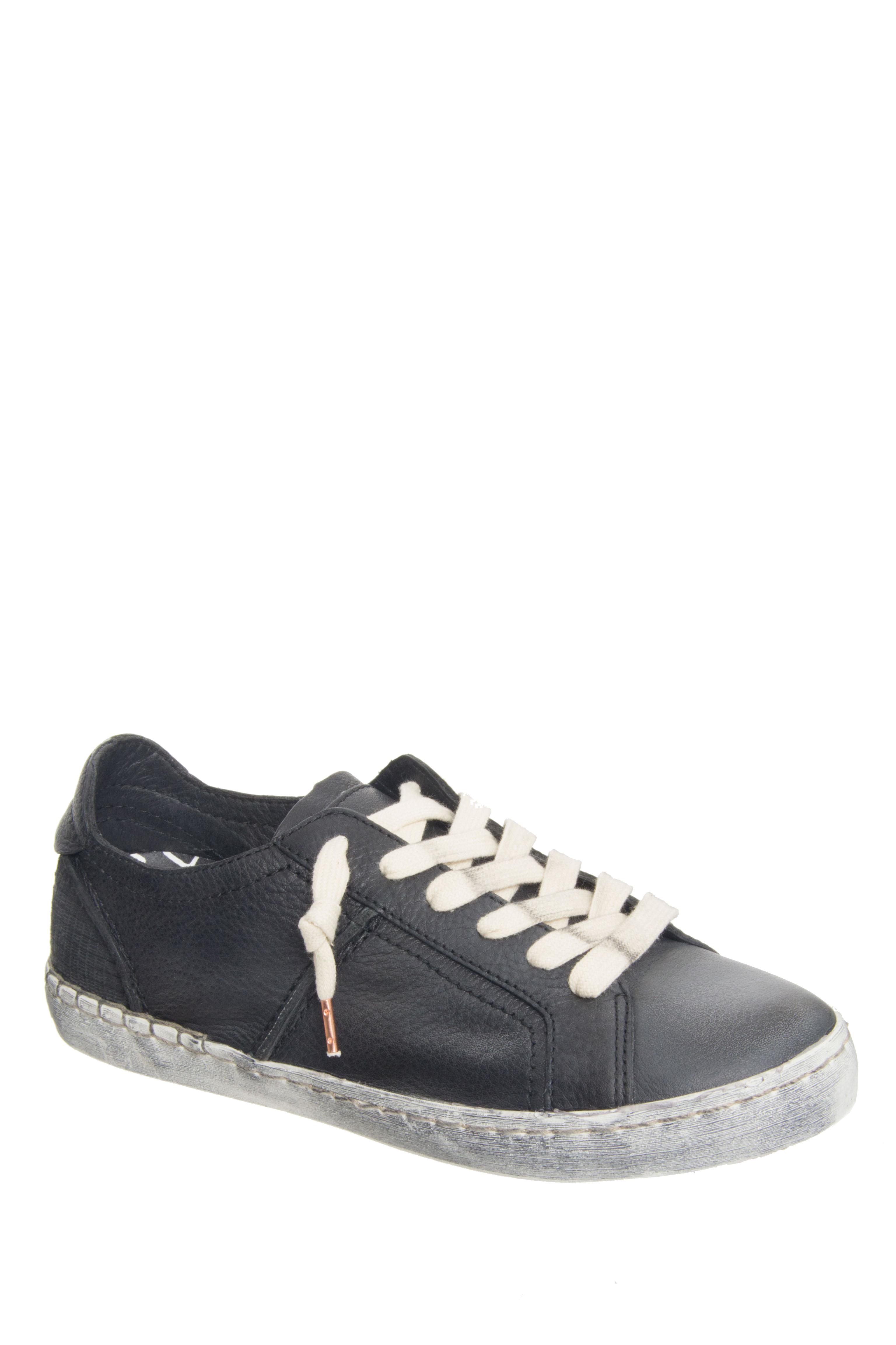Dolce Vita Zander Low Top Sneakers - Black