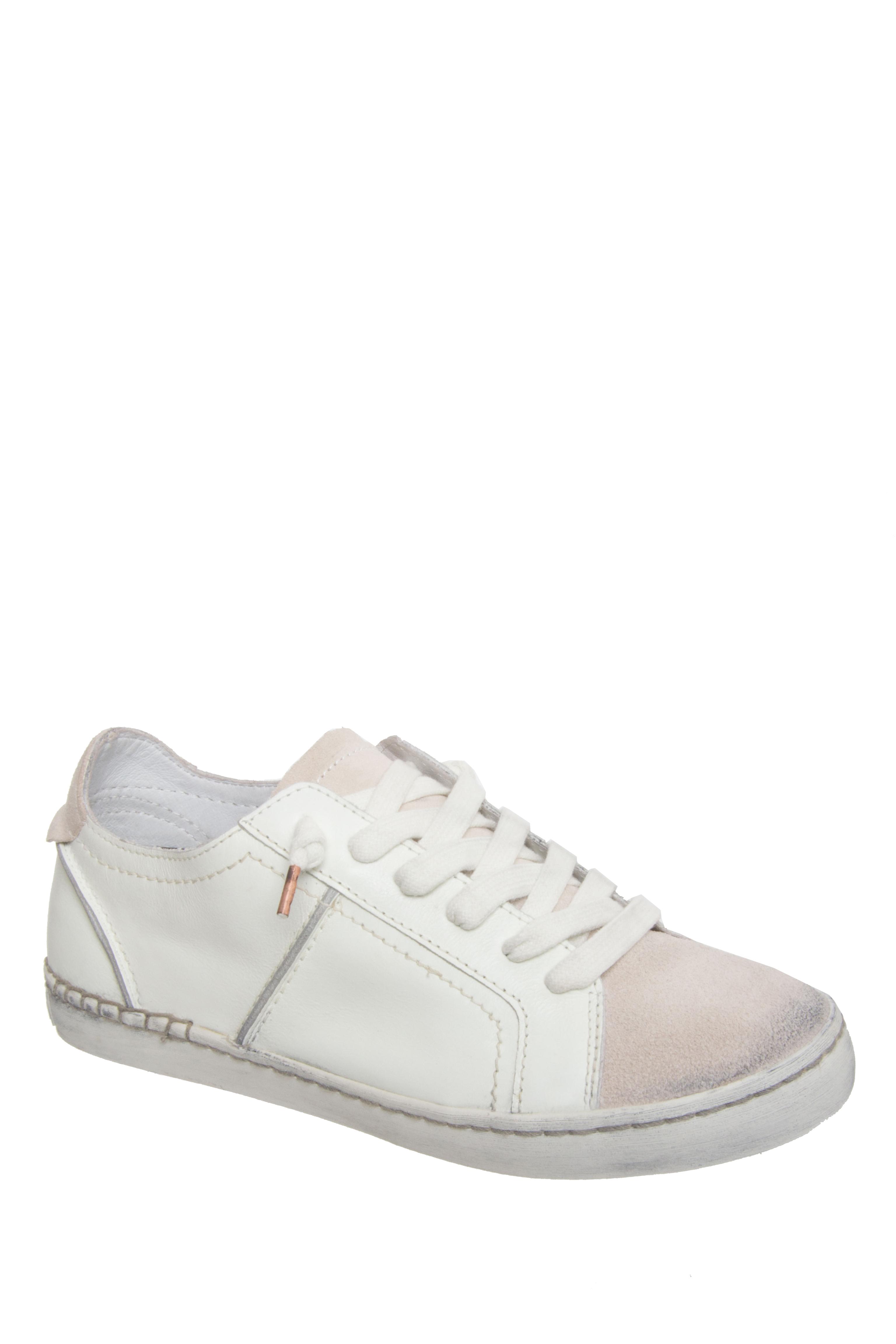 Dolce Vita Zander Low Top Sneakers - White