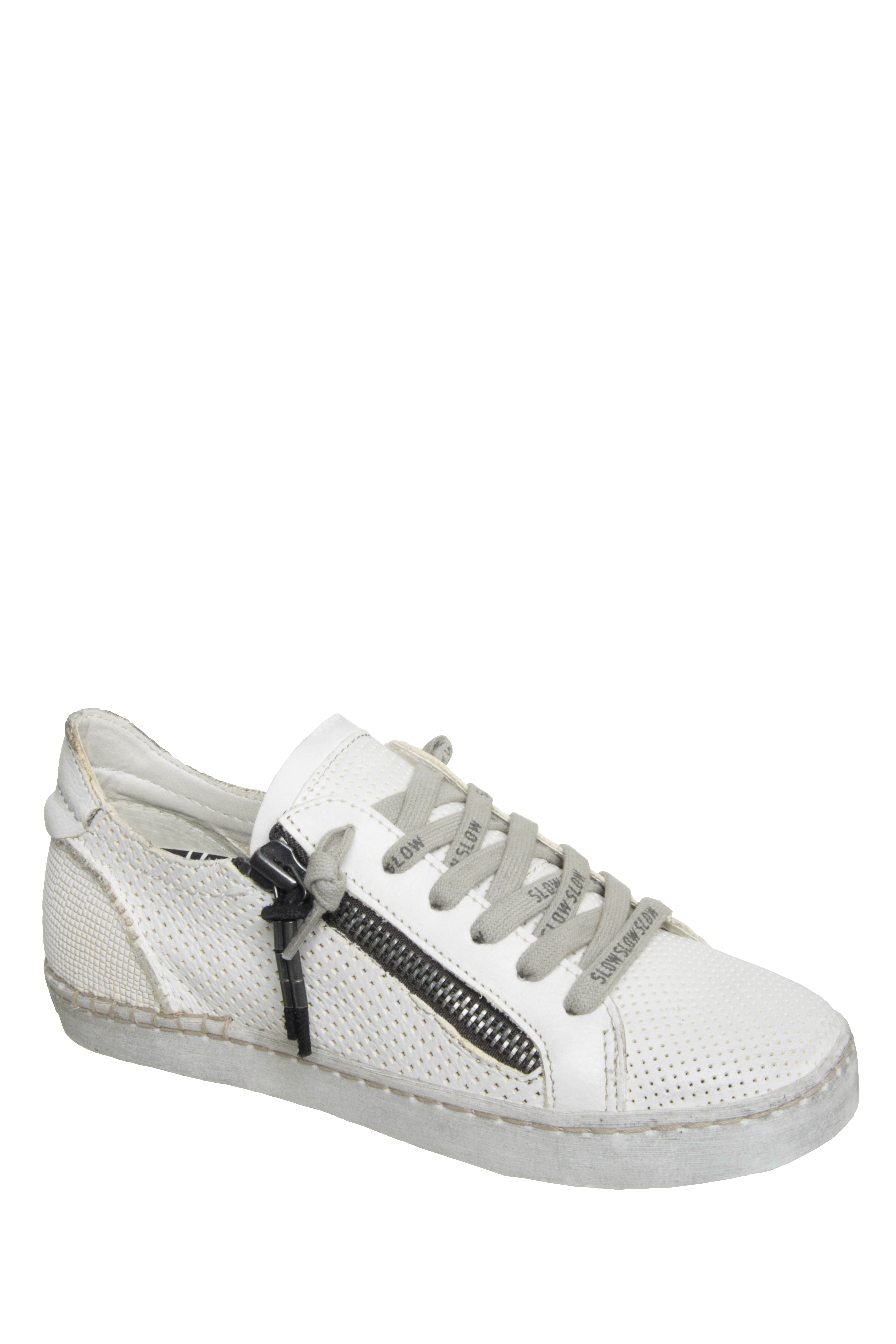 Dolce Vita Zombie Low Top Sneakers - White