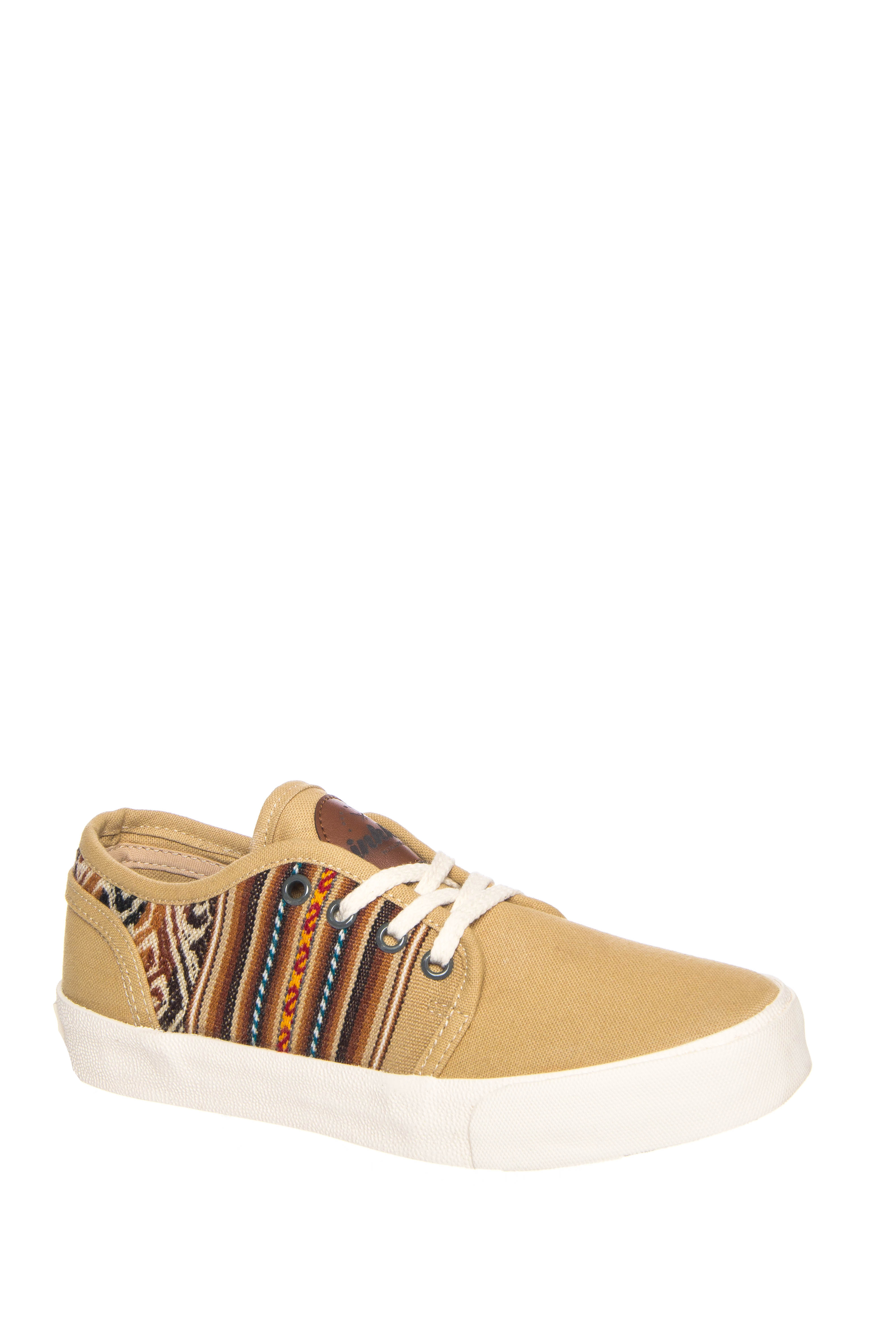 Inkkas Slant Low Top Sneakers - Desert