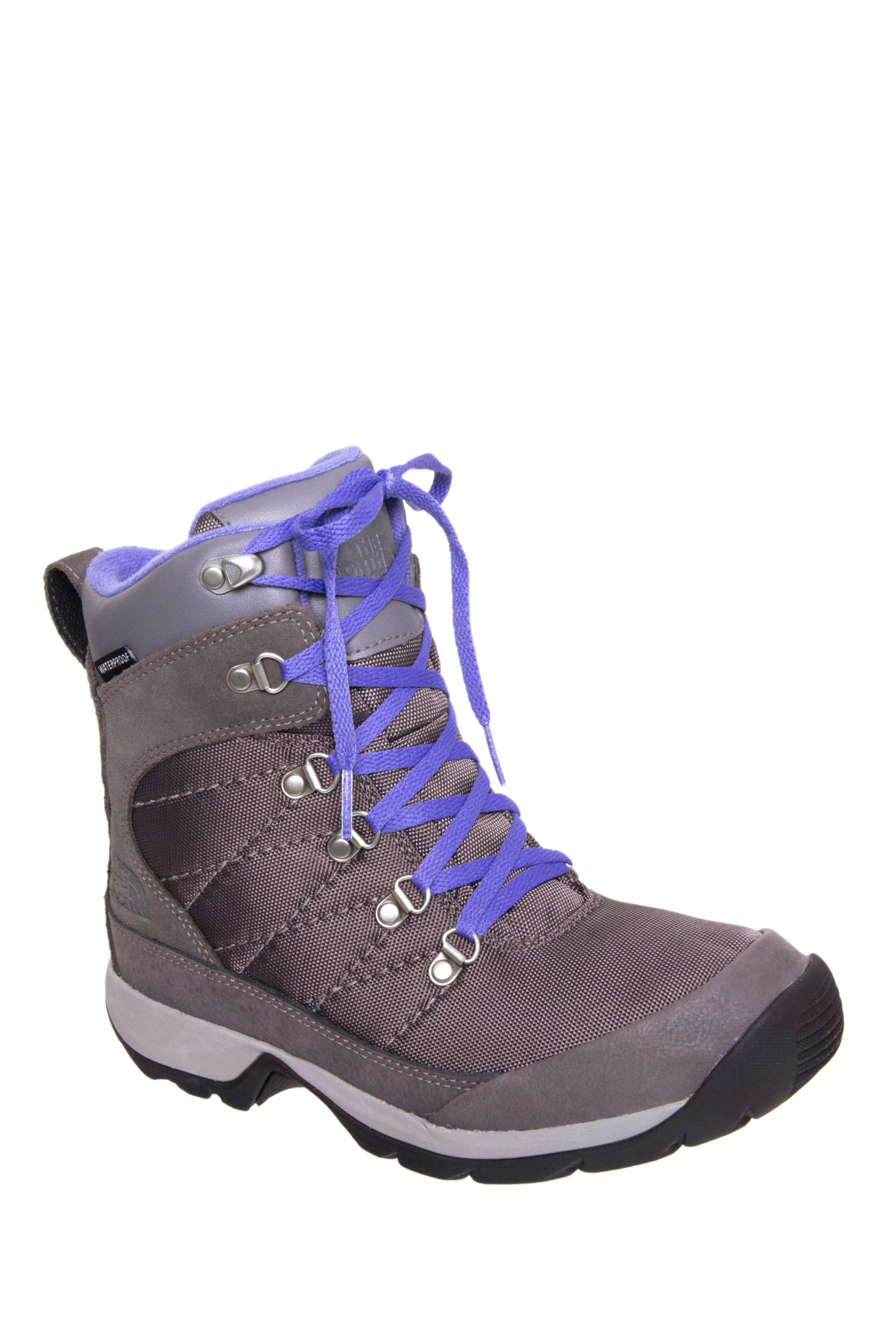 The North Face Chilkat Nylon Boots - Grey / Blue
