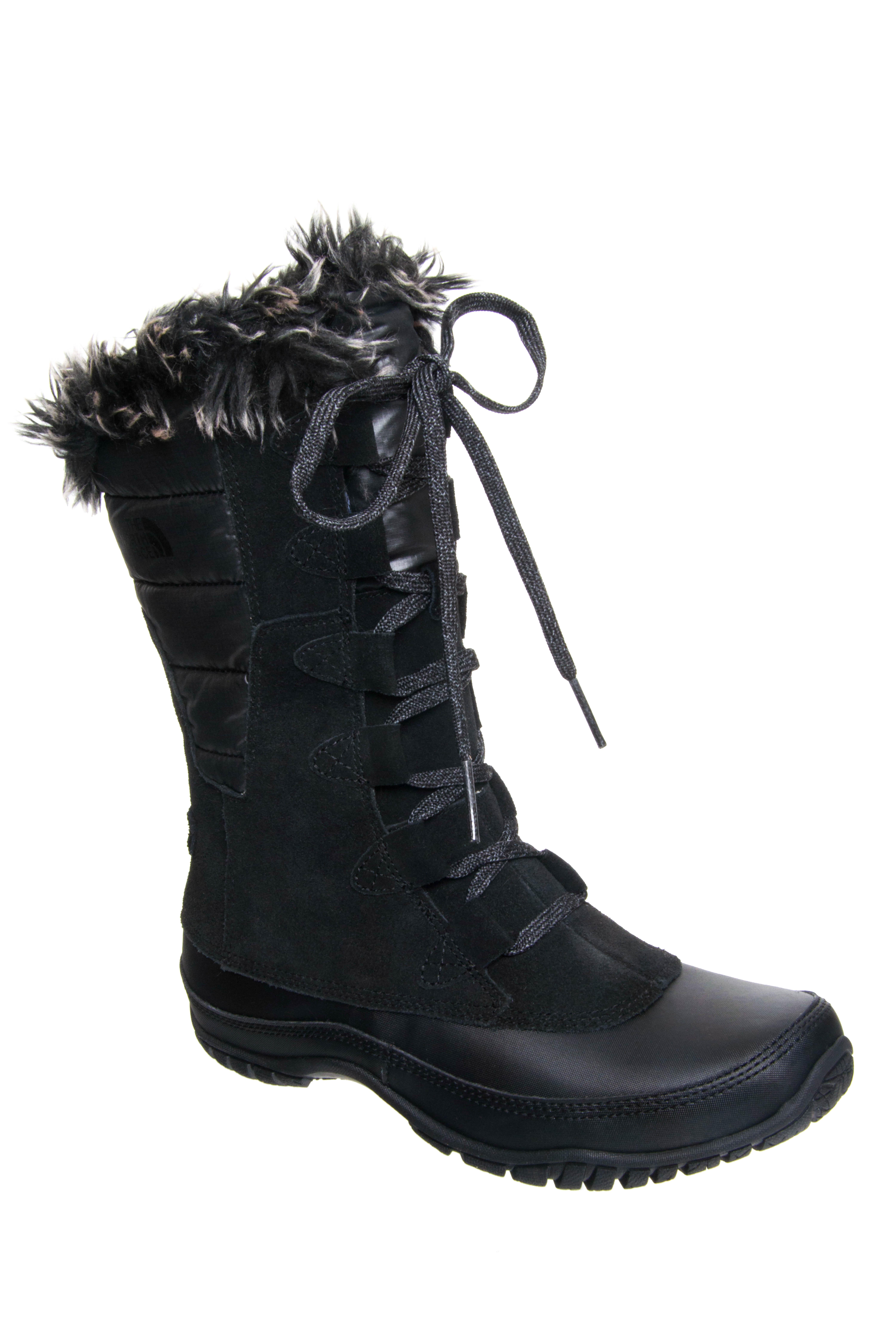 The North Face Nuptse Purna Boots - Black