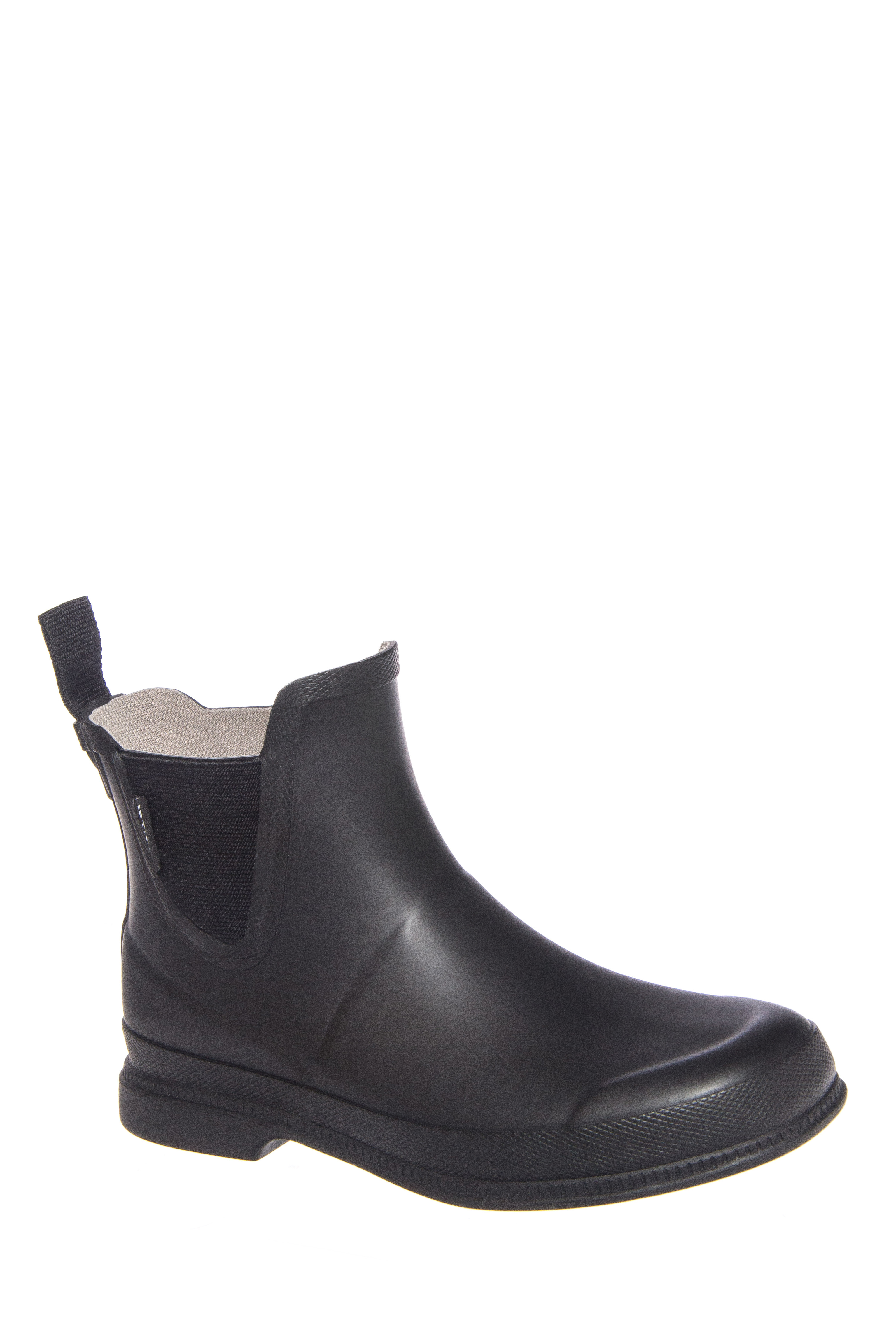 Tretorn Eva Classic Low Heel Rain Boots - Black