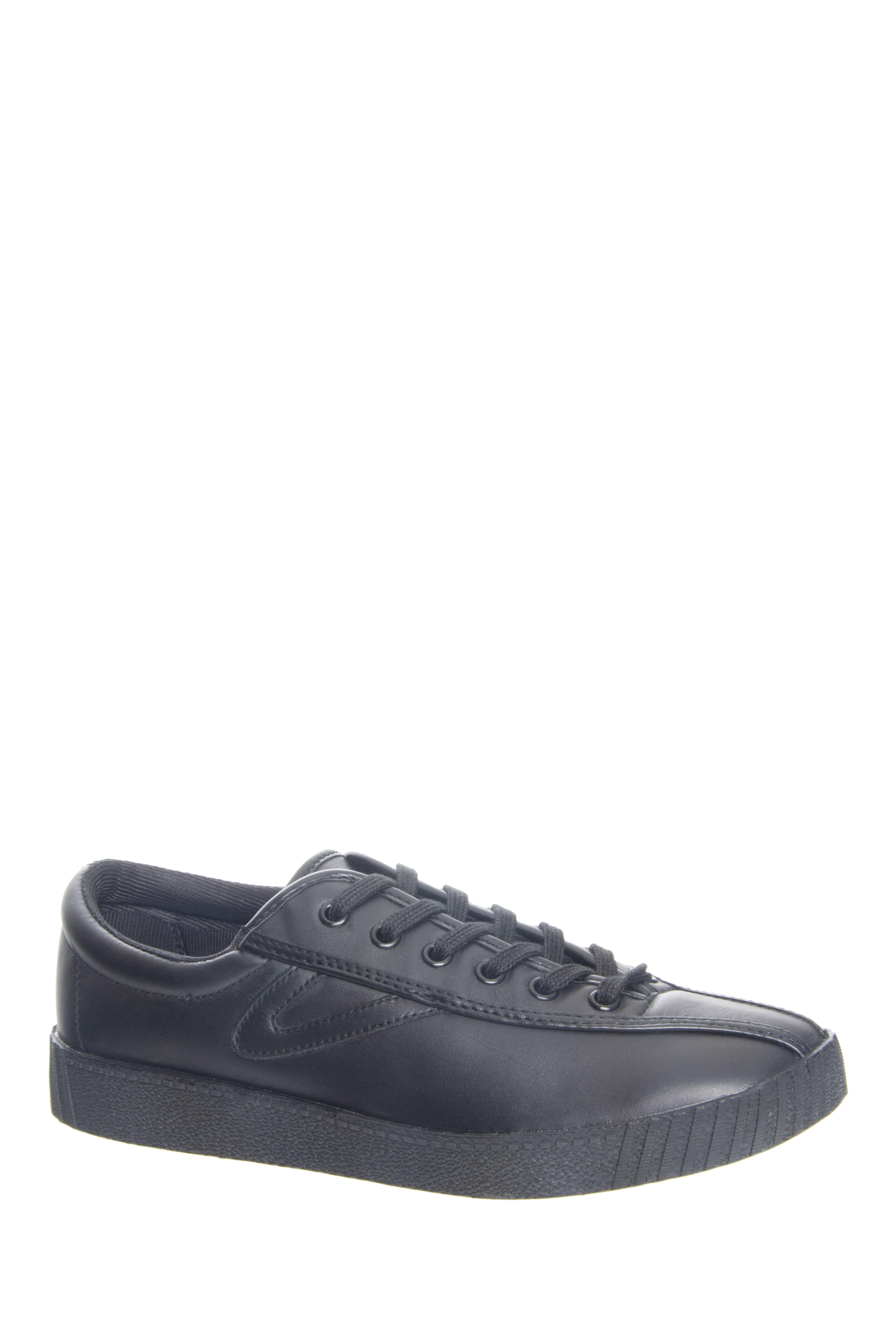 Tretorn Nylite2 Plus Low Top Sneakers - Black