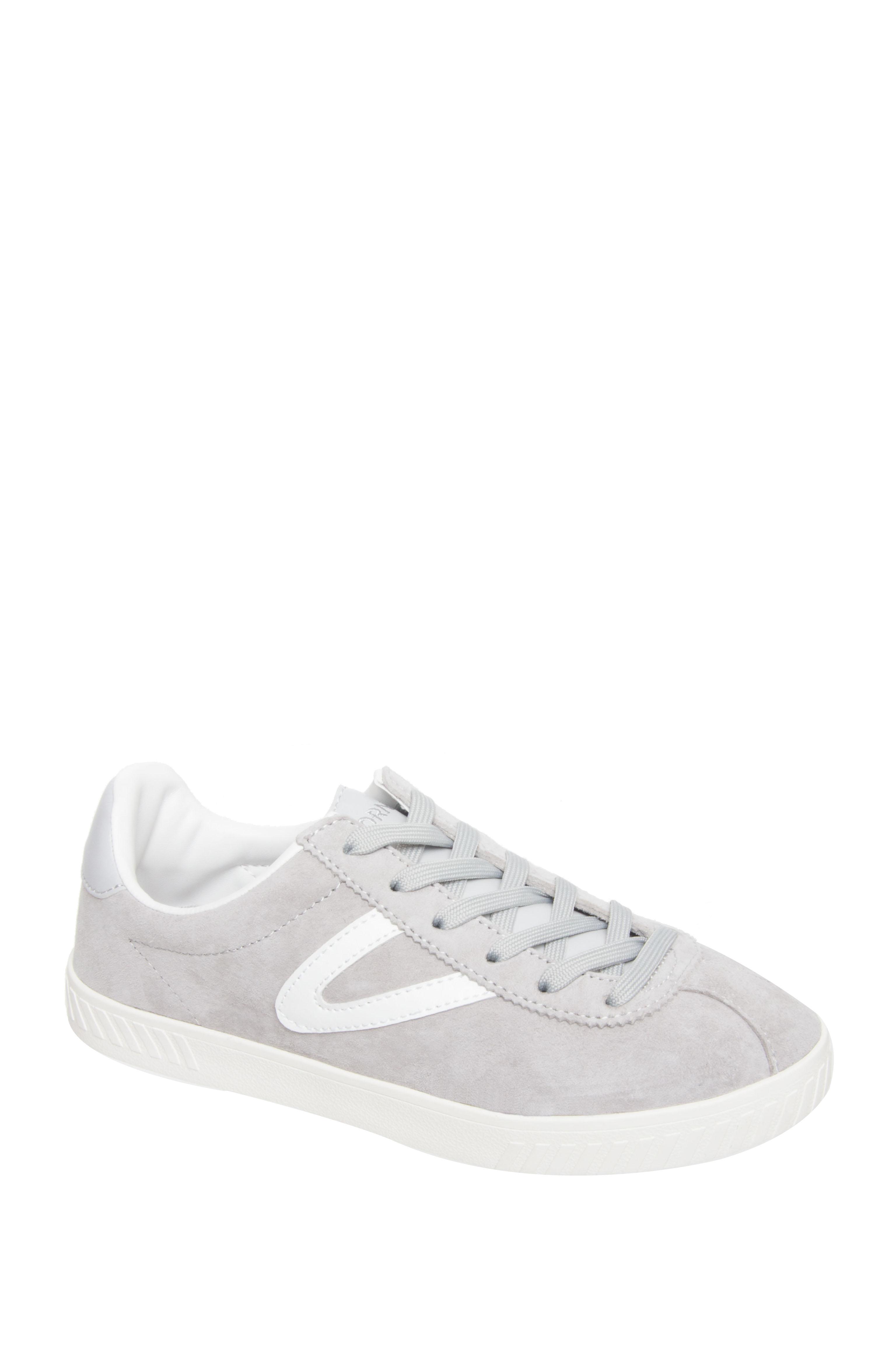 Tretorn Camden 3 Low Top Sneakers - Light Grey