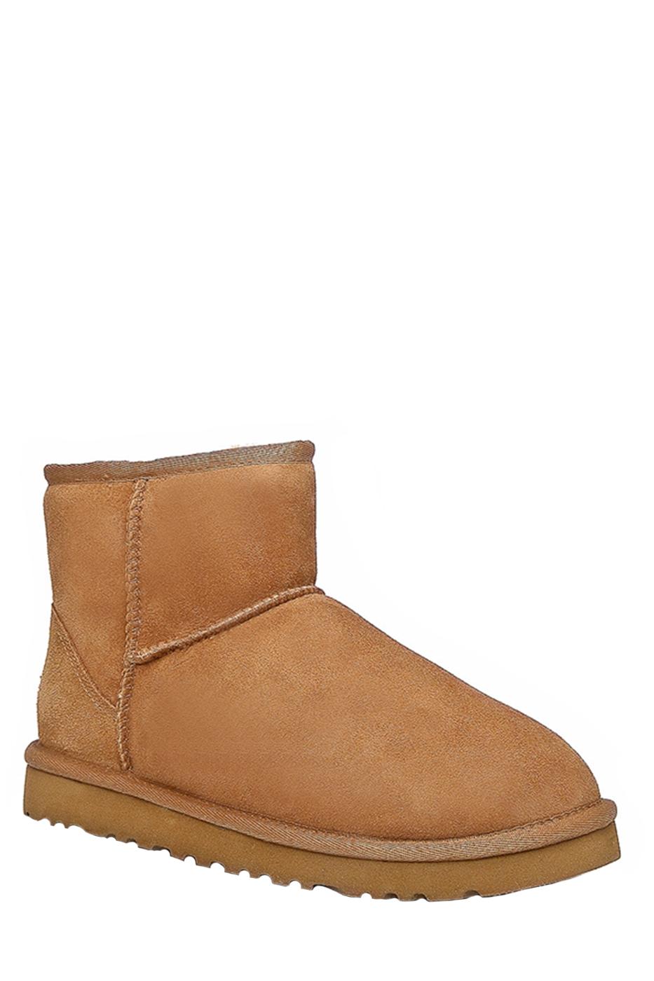 Classic Mini Ankle Boot