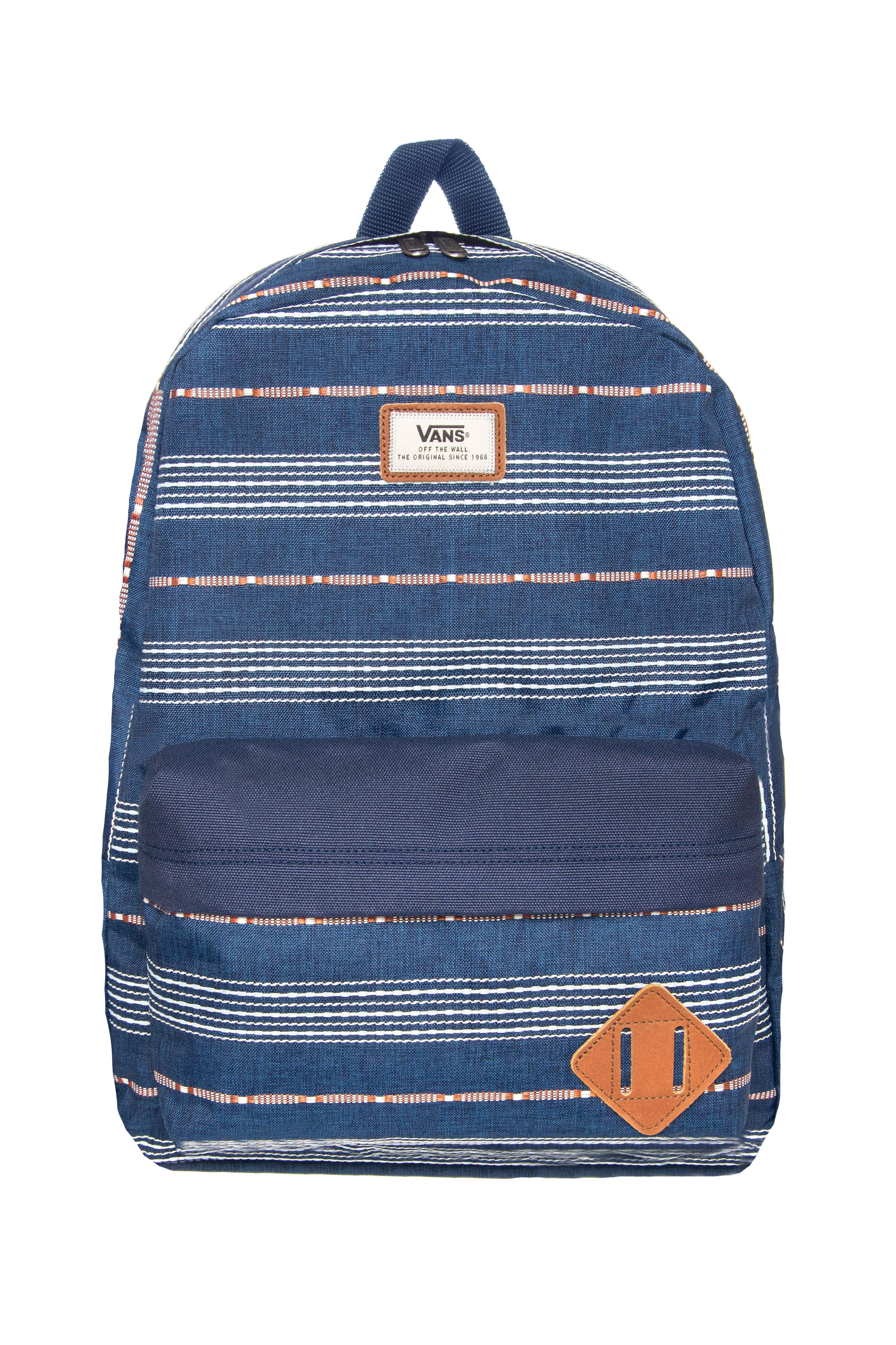 Vans Men's Old Skool II Backpack - Blue