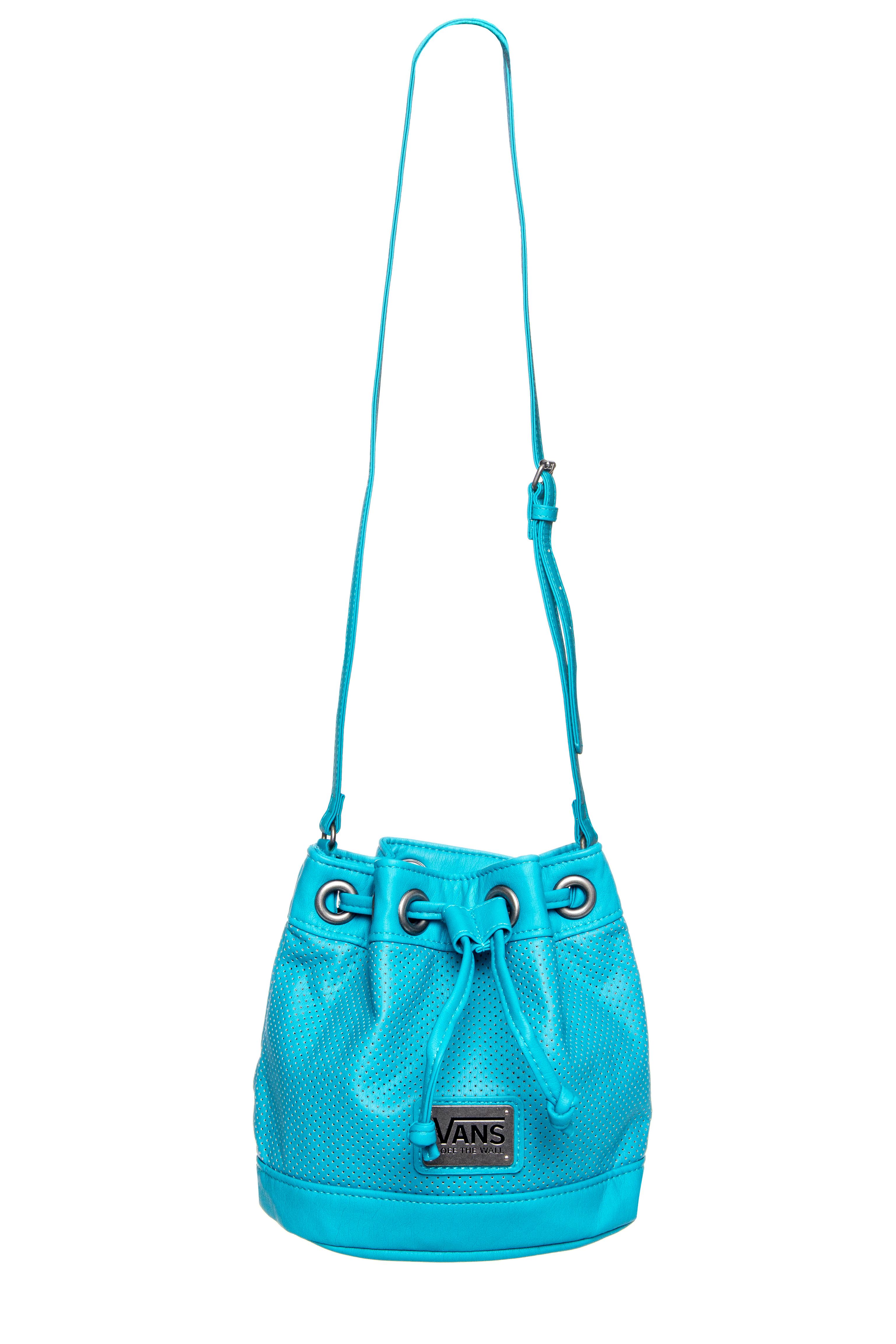 Griddy Mini Bucket Bag - Capri Breeze