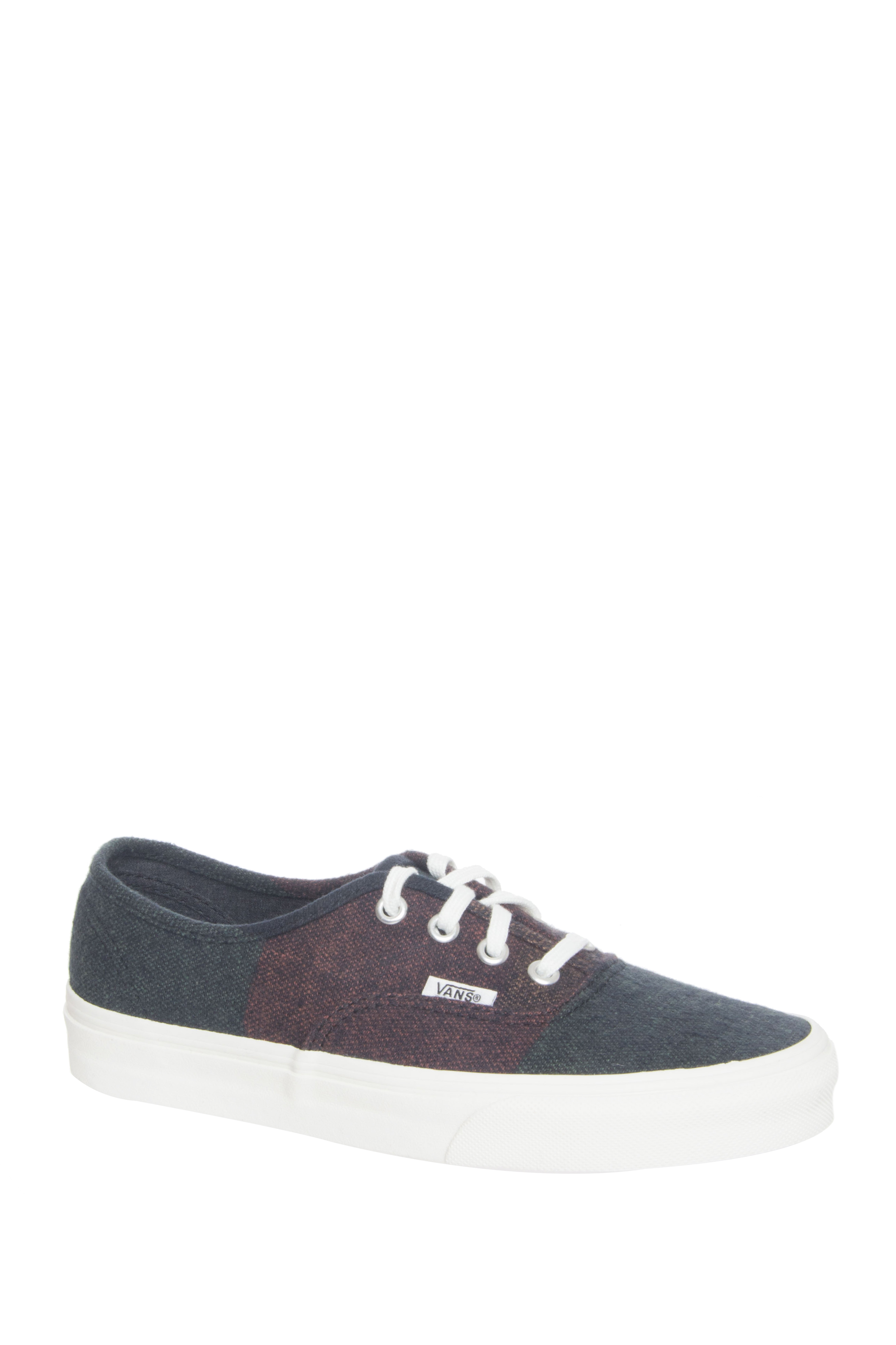 Vans Unisex Wool Stripes Low Top Sneakers - Multi