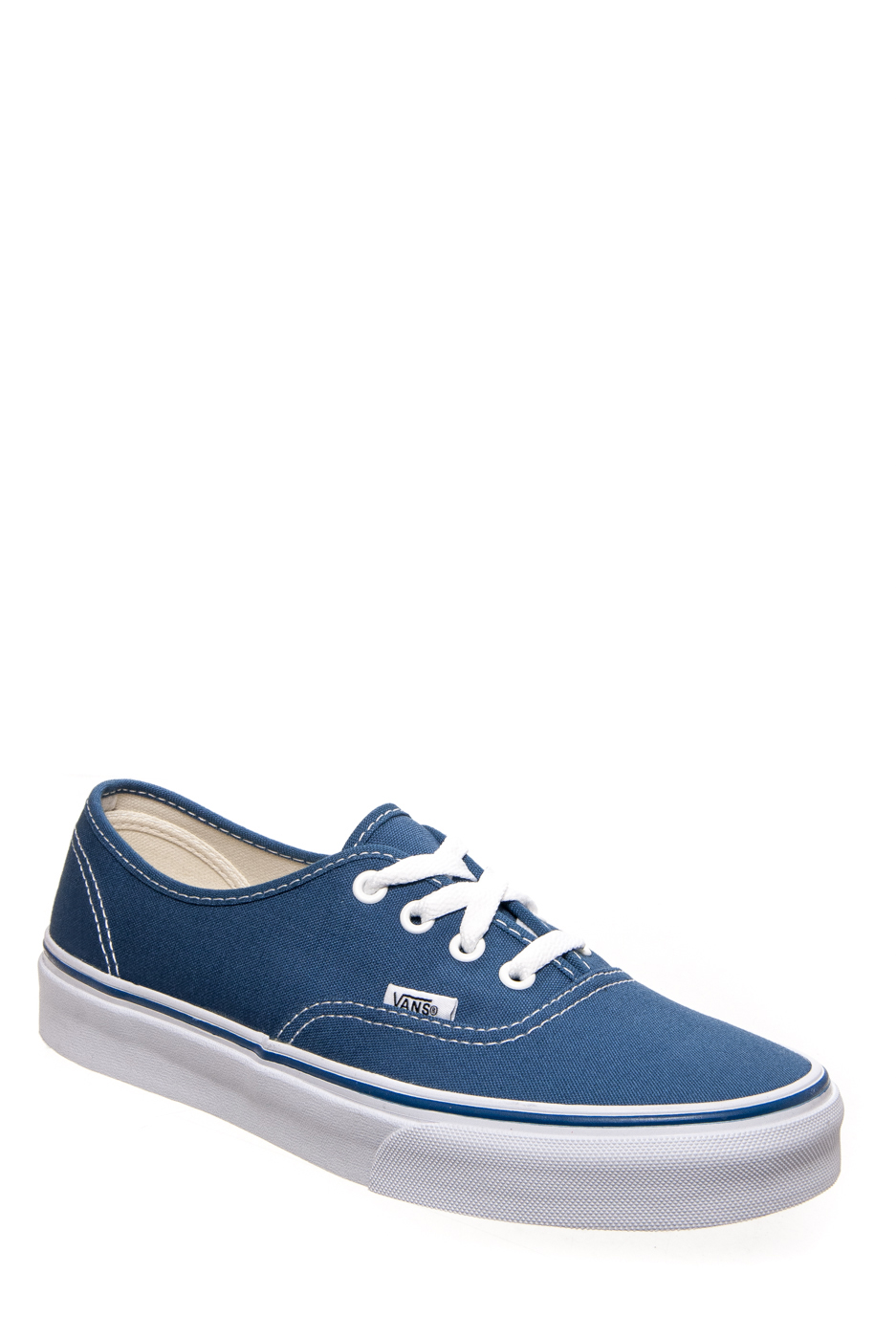 Vans Unisex Authentic Sneakers - Navy